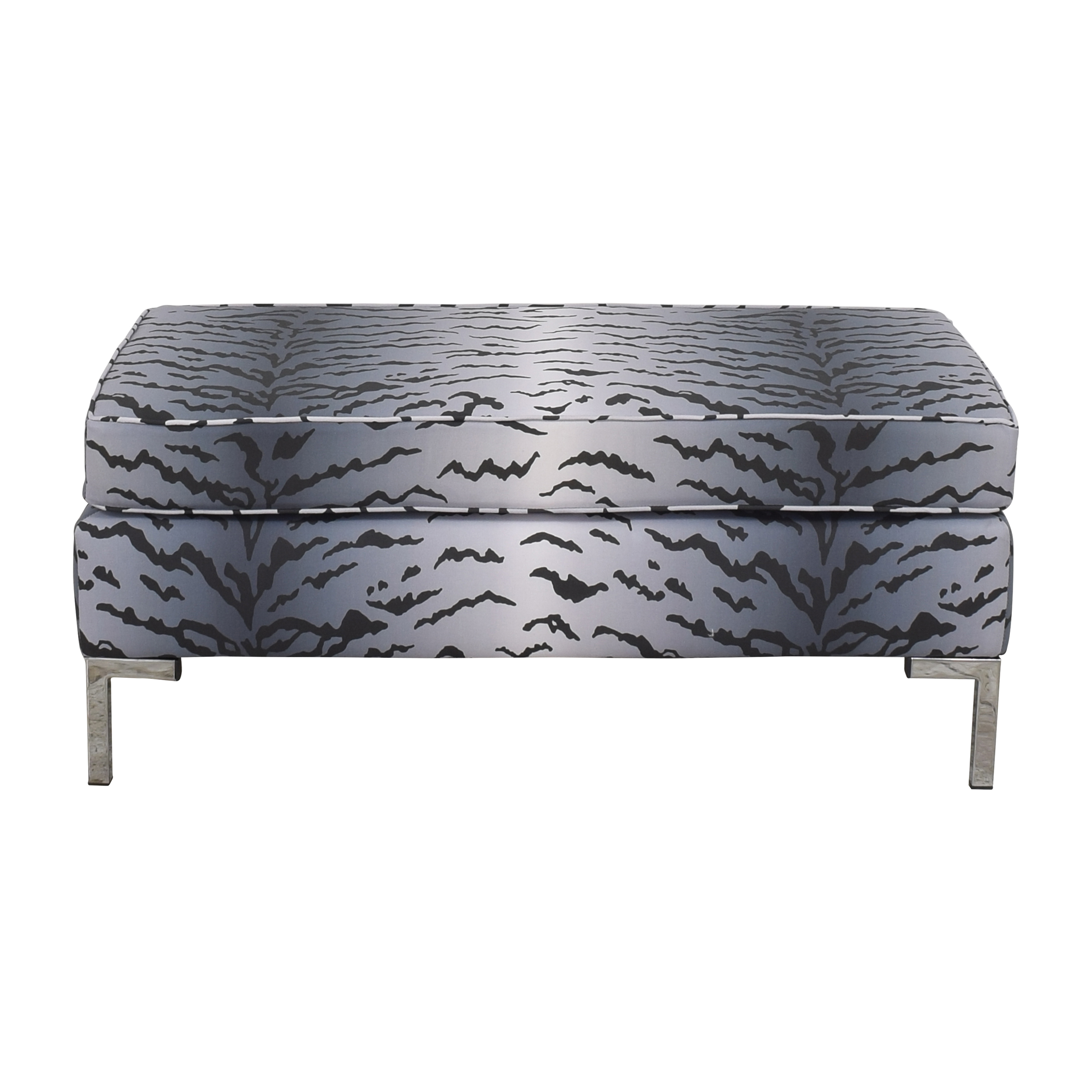 The Inside Slate Tiger Modern Bench / Chairs