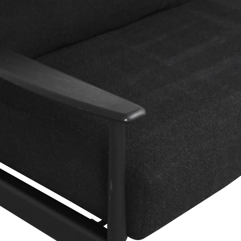 CB2 CB2 Una Sleeper Sofa ct