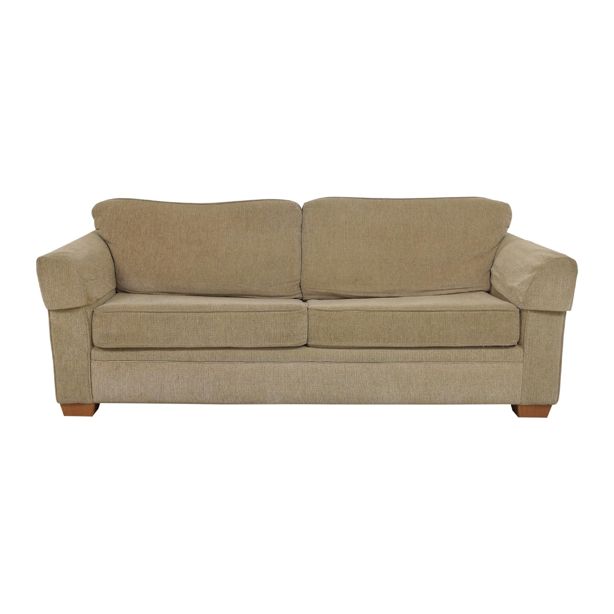 shop Two Cushion Sleeper Sofa  Sofas