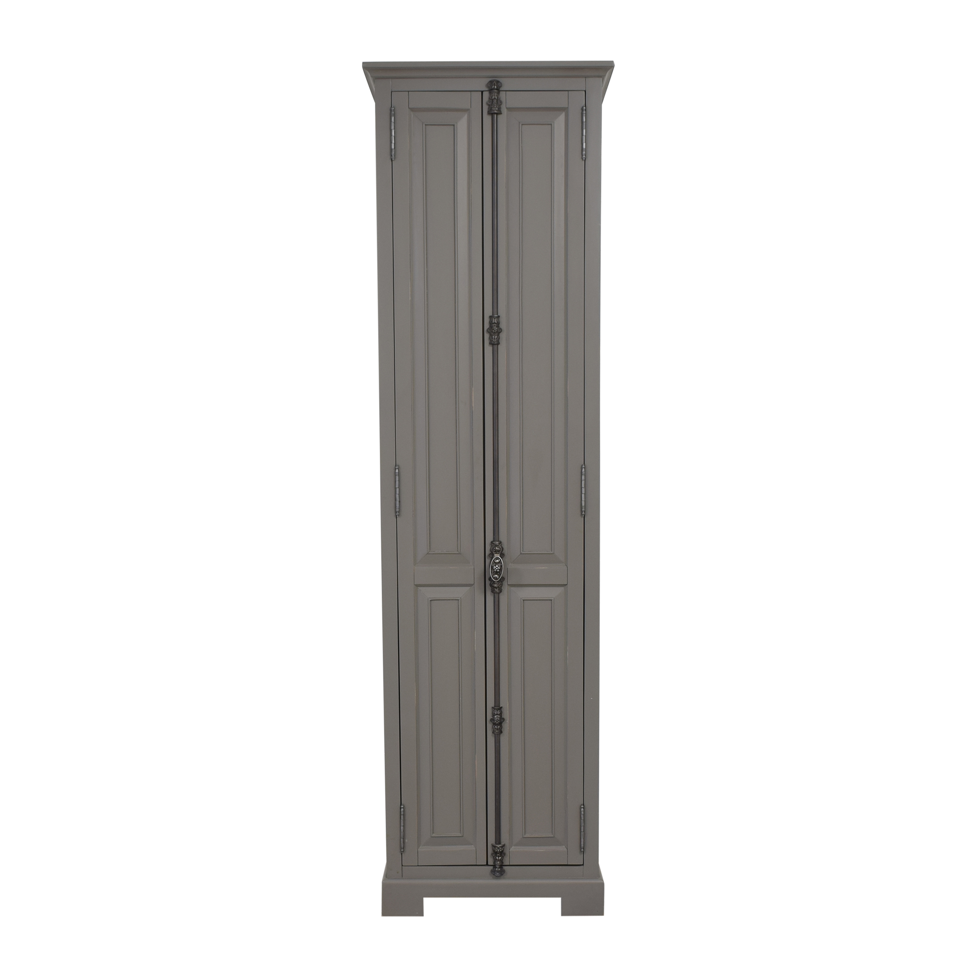 Restoration Hardware Restoration Hardware French Casement Tall Cabinet nyc