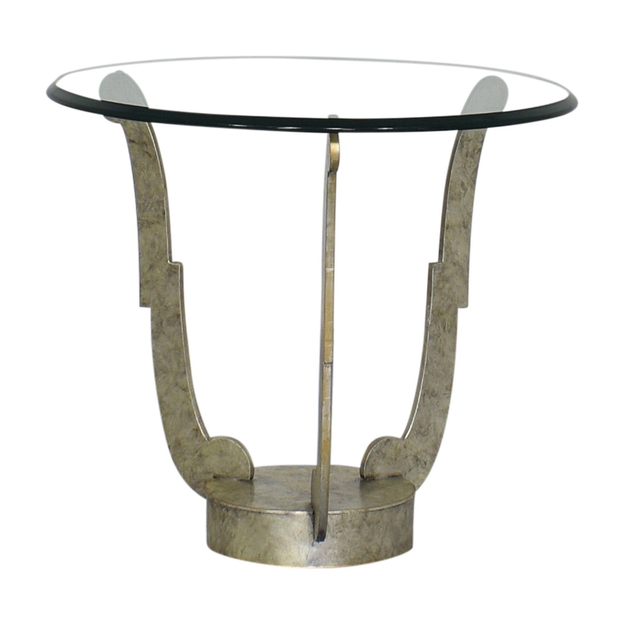 Round Accent Table price