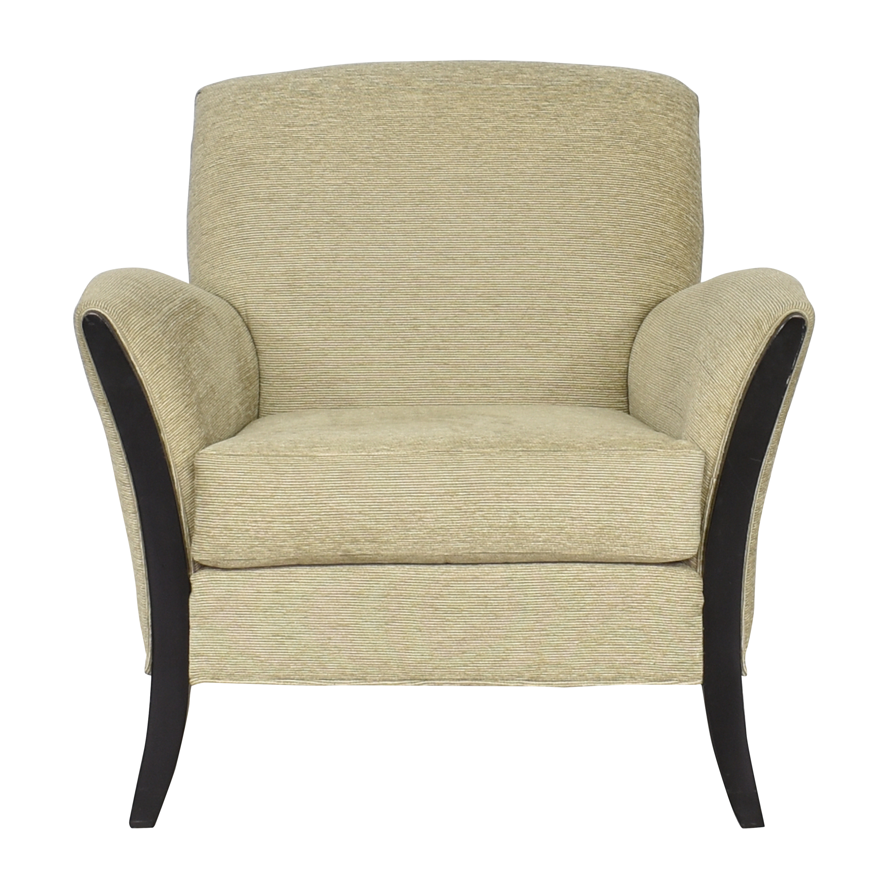 Thayer Coggin Upholstered Club Chair sale