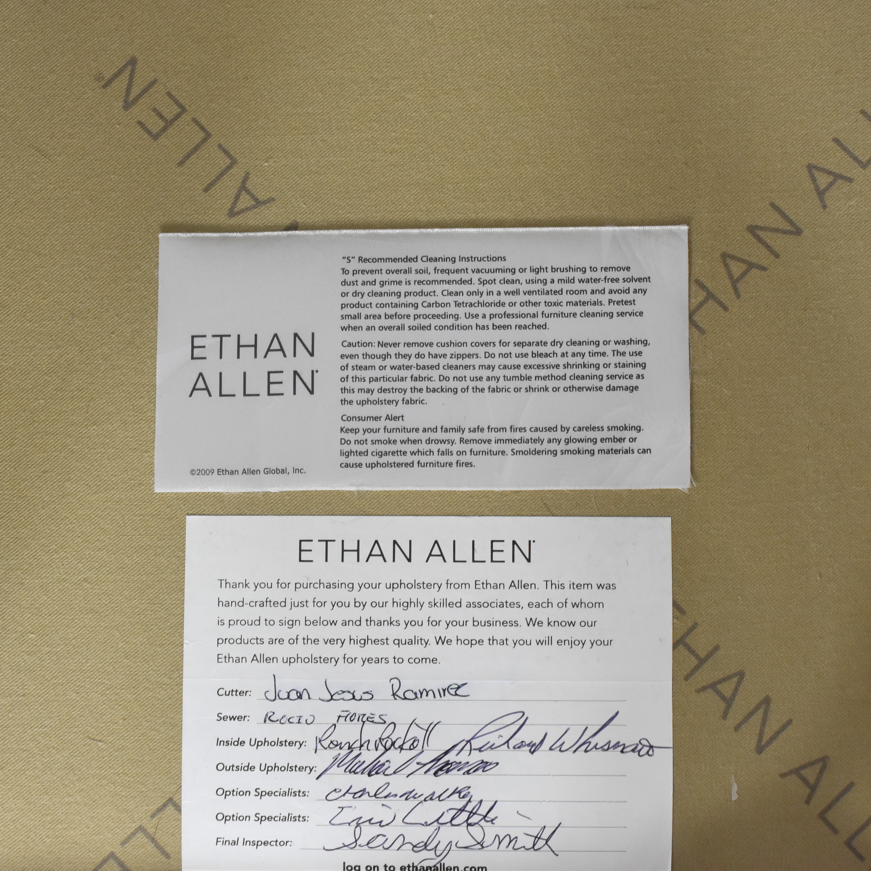 buy Ethan Allen Ethen Allen Hastings Three Cushion Sofa online
