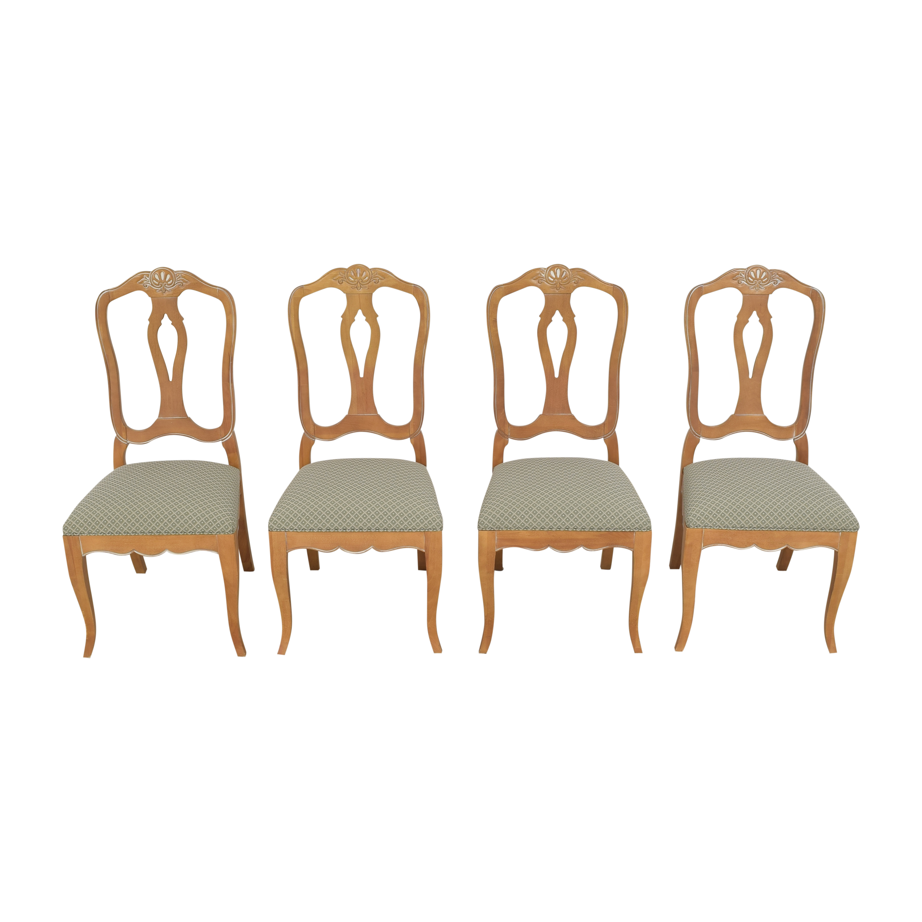 Ethan Allen Ethan Allen Country French Dining Side Chairs for sale