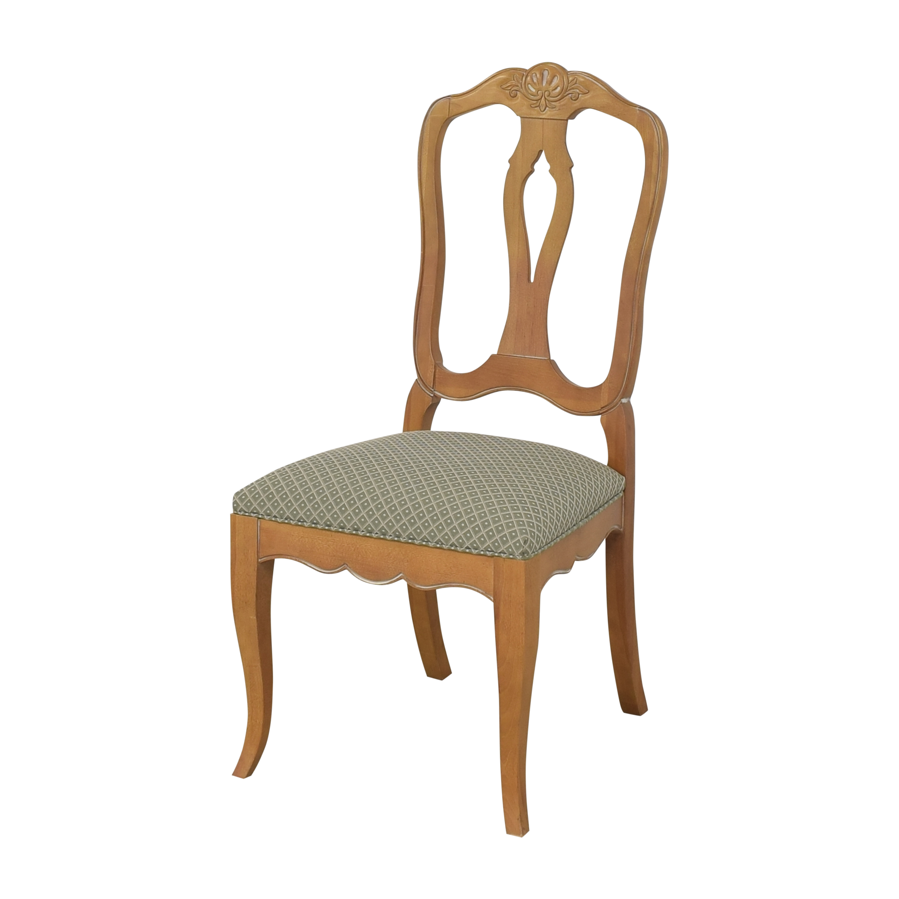 Ethan Allen Ethan Allen Country French Dining Side Chairs nj