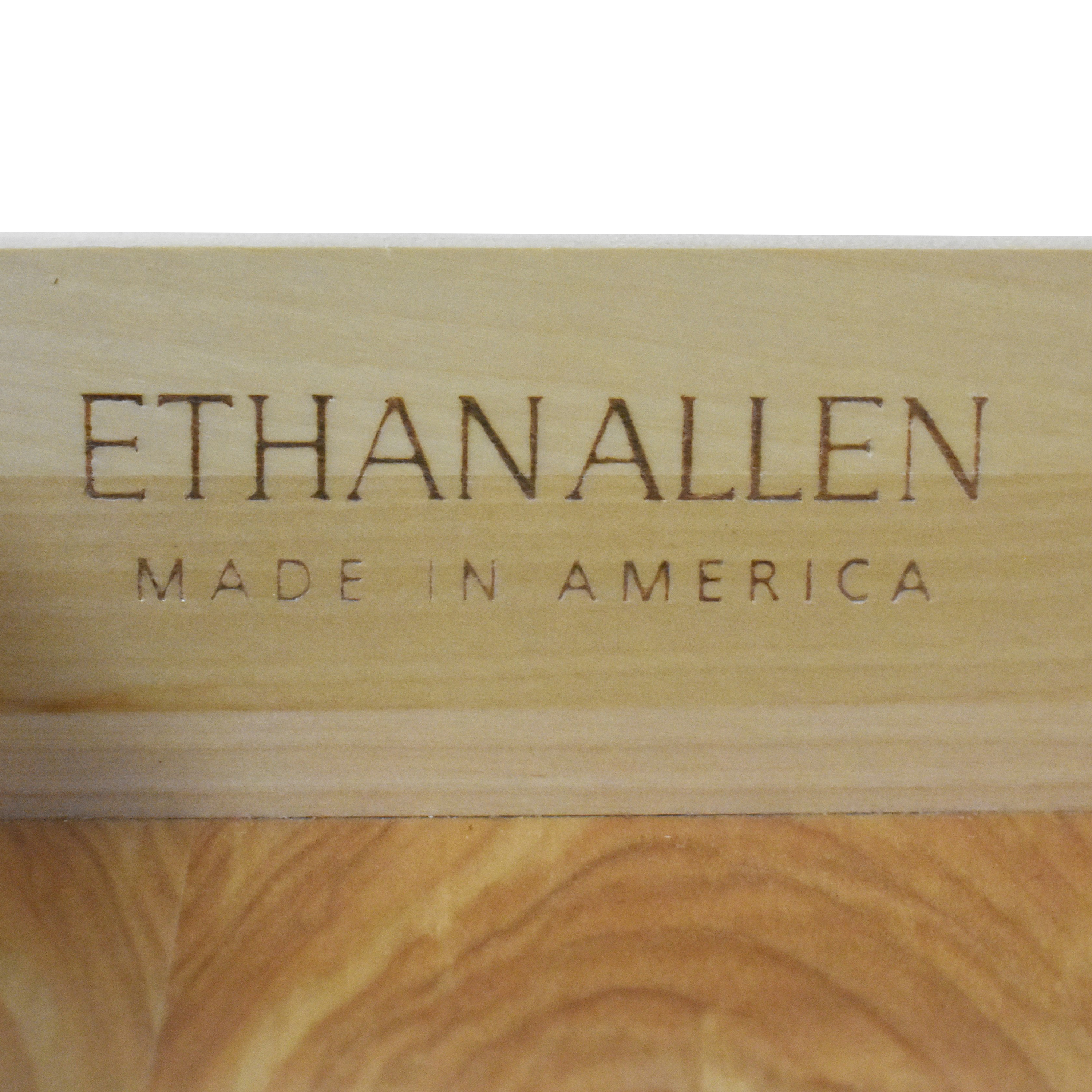 Ethan Allen Ethan Allen Country French Provence End Tables End Tables