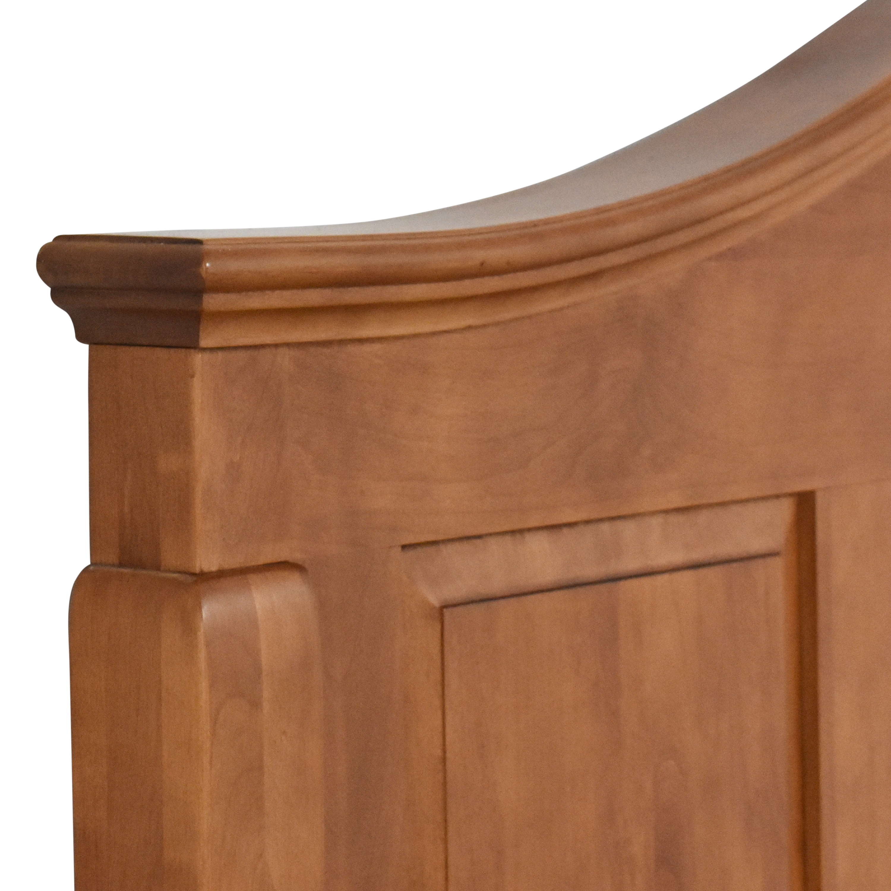 Richardson Brothers Richardson Brothers Village Provence Queen Headboard dimensions