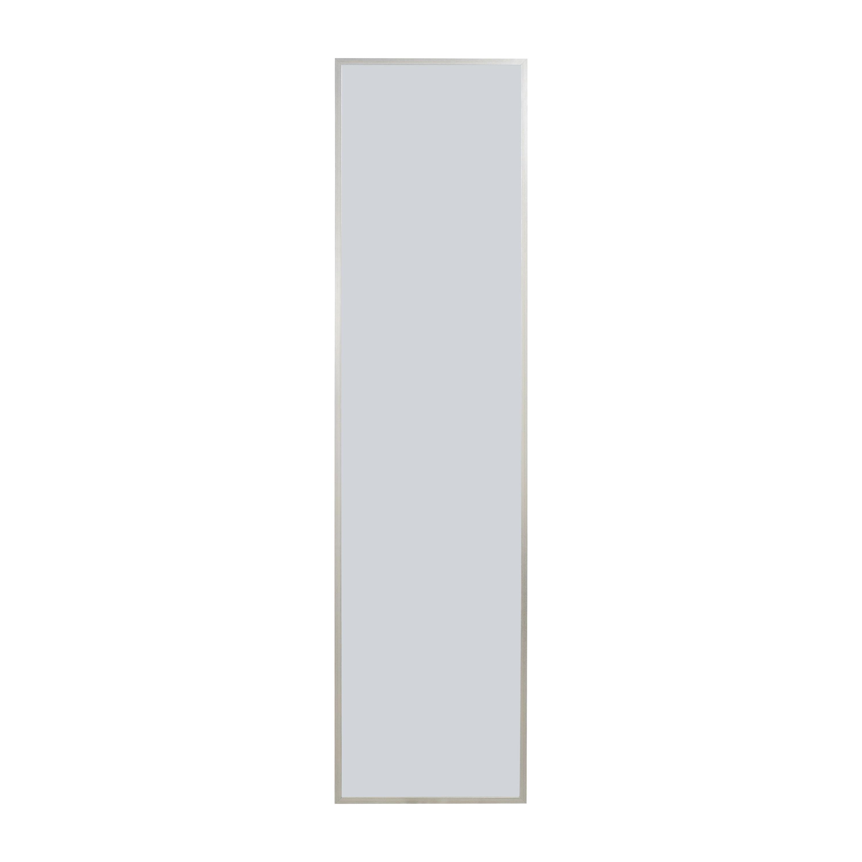 Custom Floor Mirror Decor