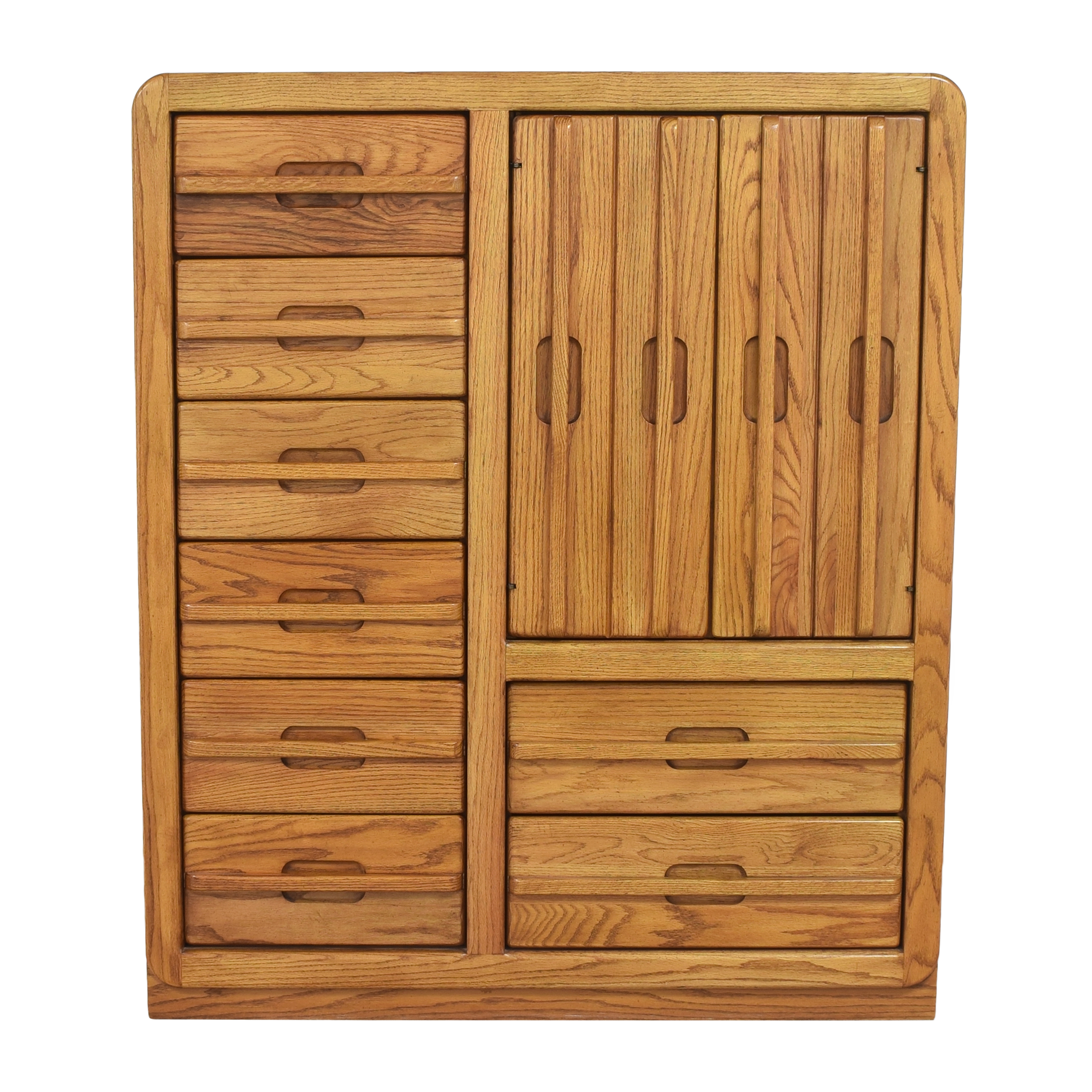 Eight Drawer Armoire dimensions