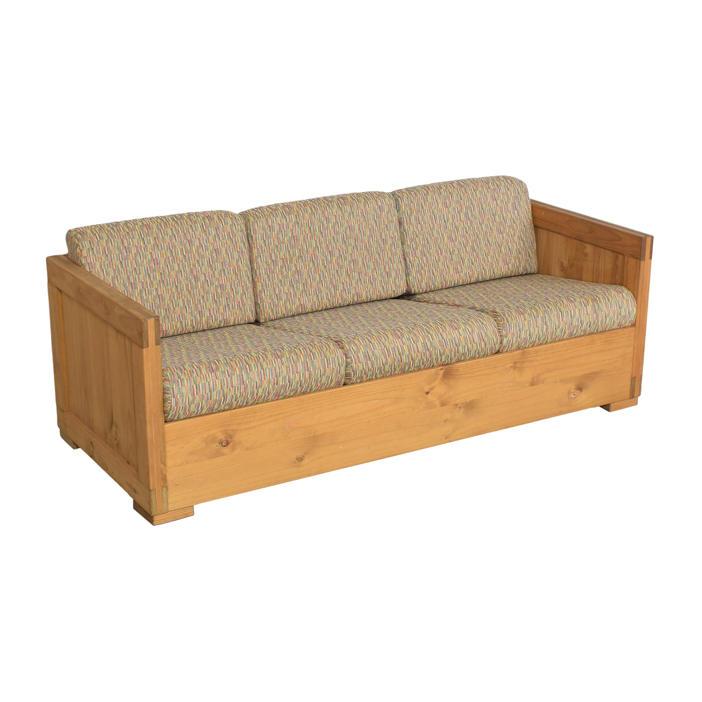 Workbench Workbench Three Cushion Sofa coupon