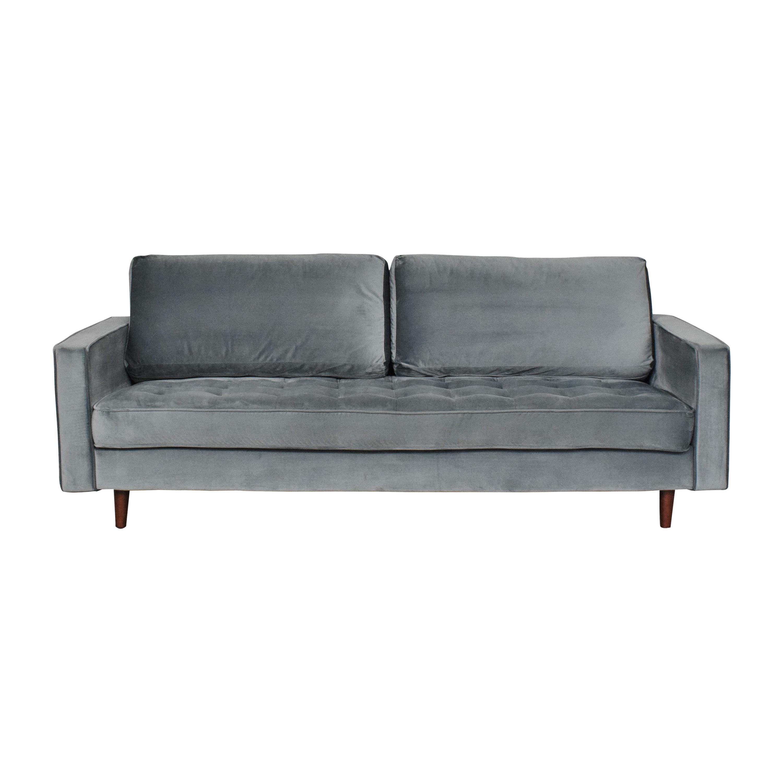 AllModern AllModern Lark Bench Cushion Sofa Sofas
