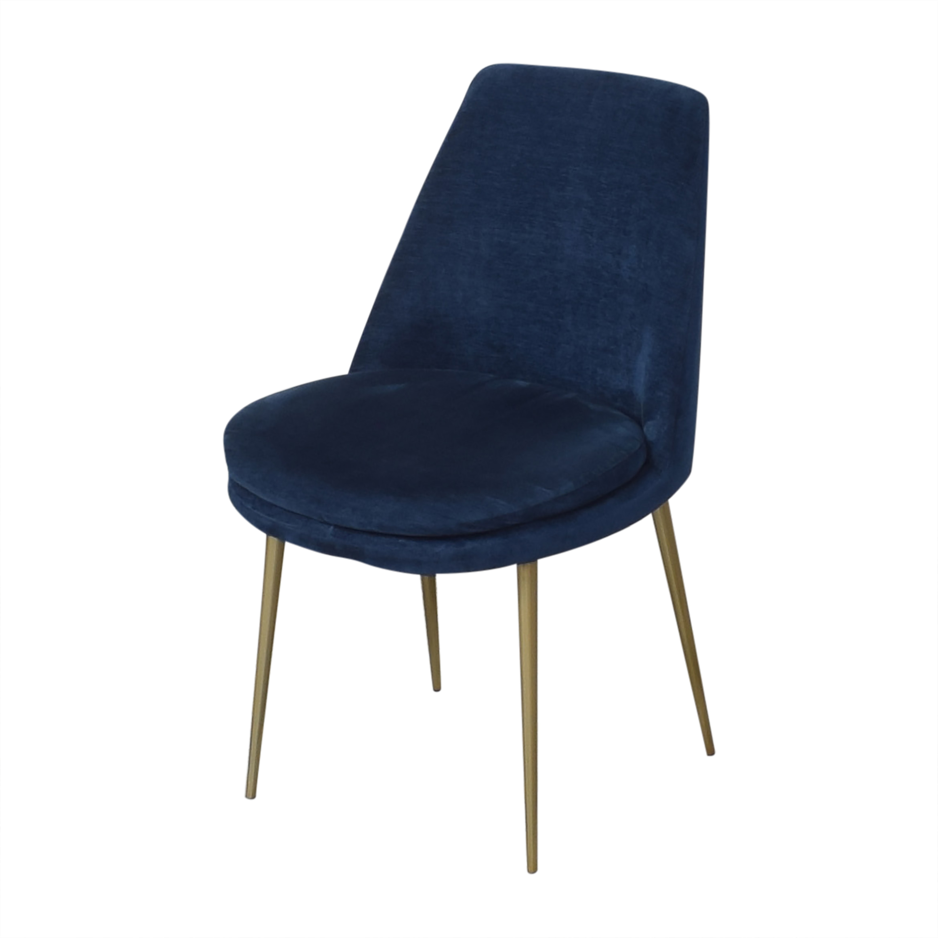 buy West Elm Mid-Century Upholstered Dining Chairs West Elm Chairs