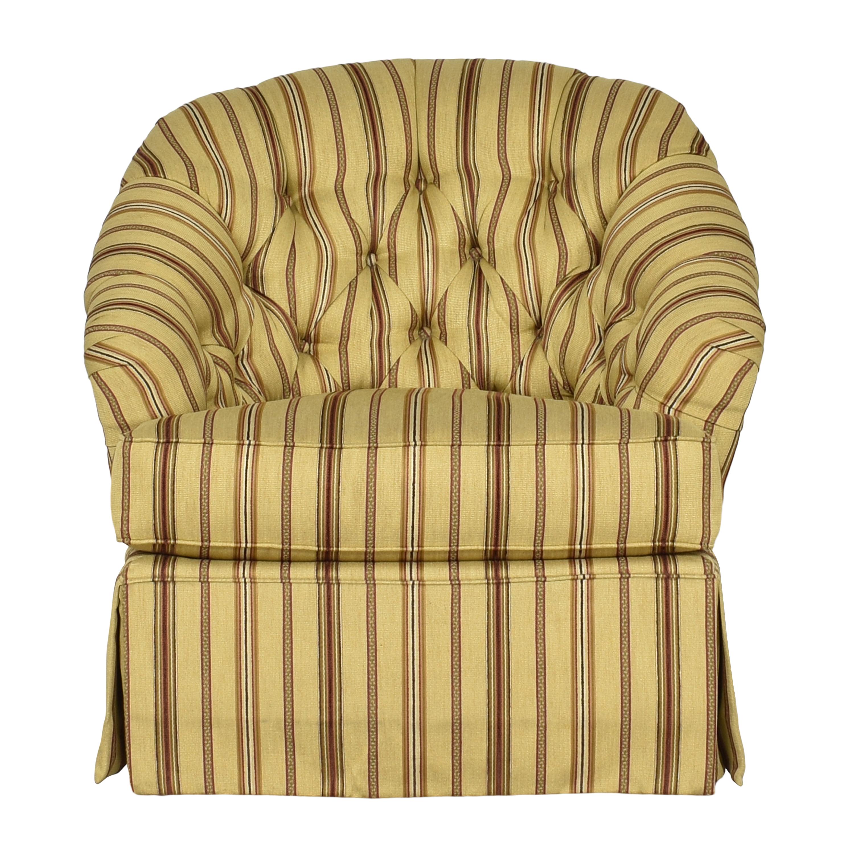 Ethan Allen Ethan Allen Swivel Chair discount