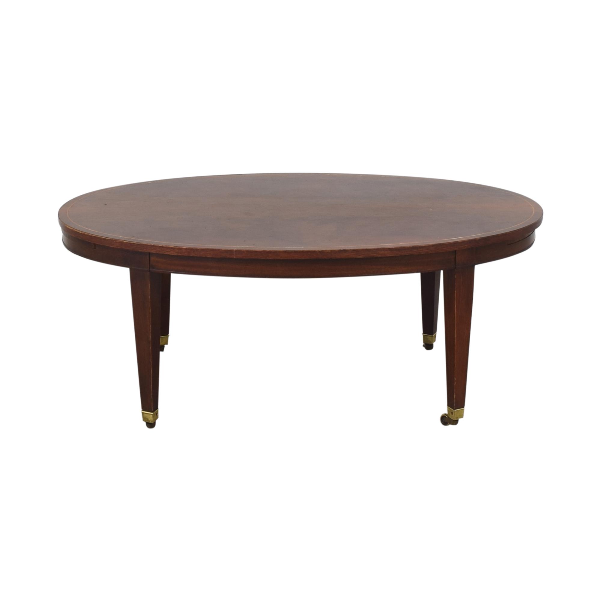 Baker Furniture Baker Furniture Hepplewhite Coffee Table second hand