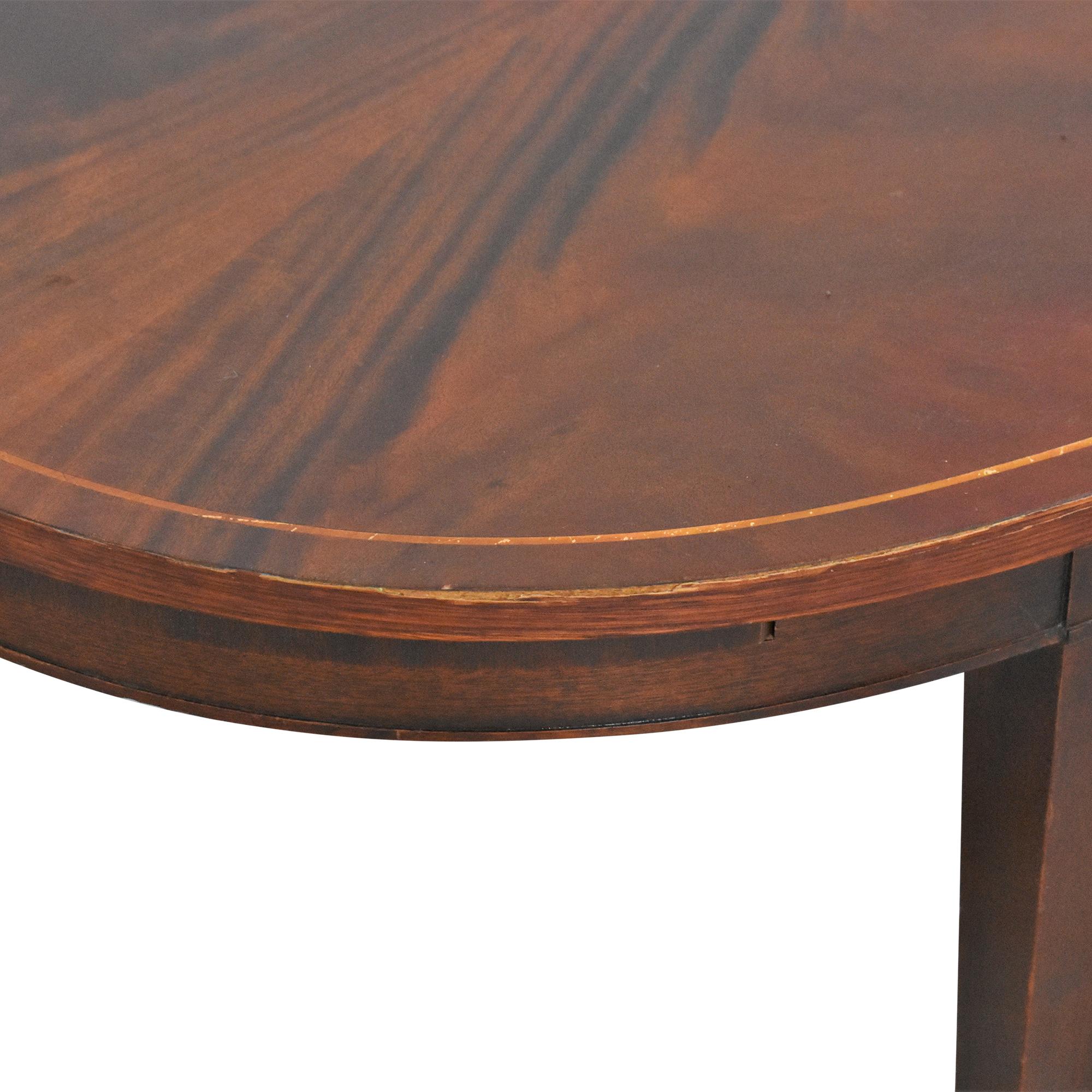 Baker Furniture Baker Furniture Hepplewhite Coffee Table for sale
