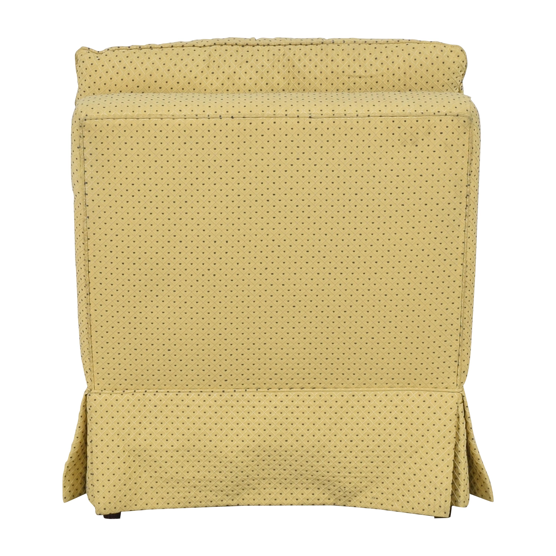 buy Sherrill Furniture Sherrill Furniture Skirted Slipper Chair online