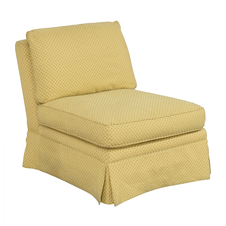 Sherrill Furniture Sherrill Furniture Skirted Slipper Chair coupon