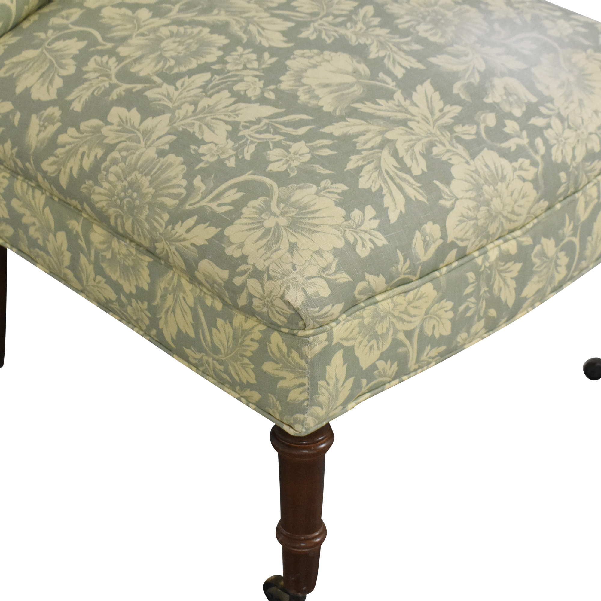 shop Lee Industries Tufted Armless Accent Chair Lee Industries Chairs