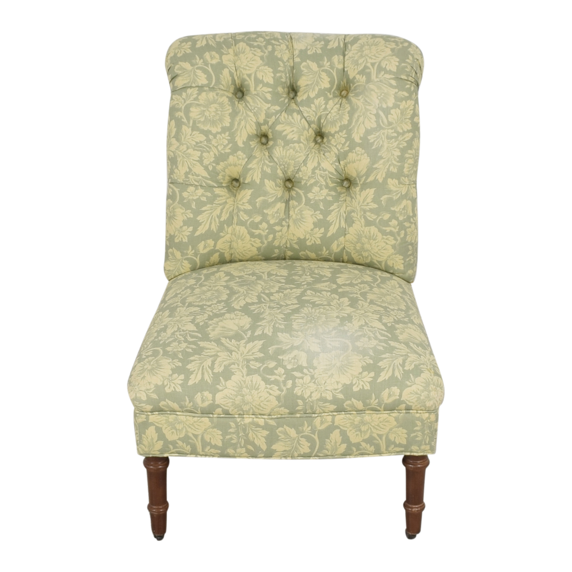 Lee Industries Lee Industries Tufted Armless Accent Chair ma