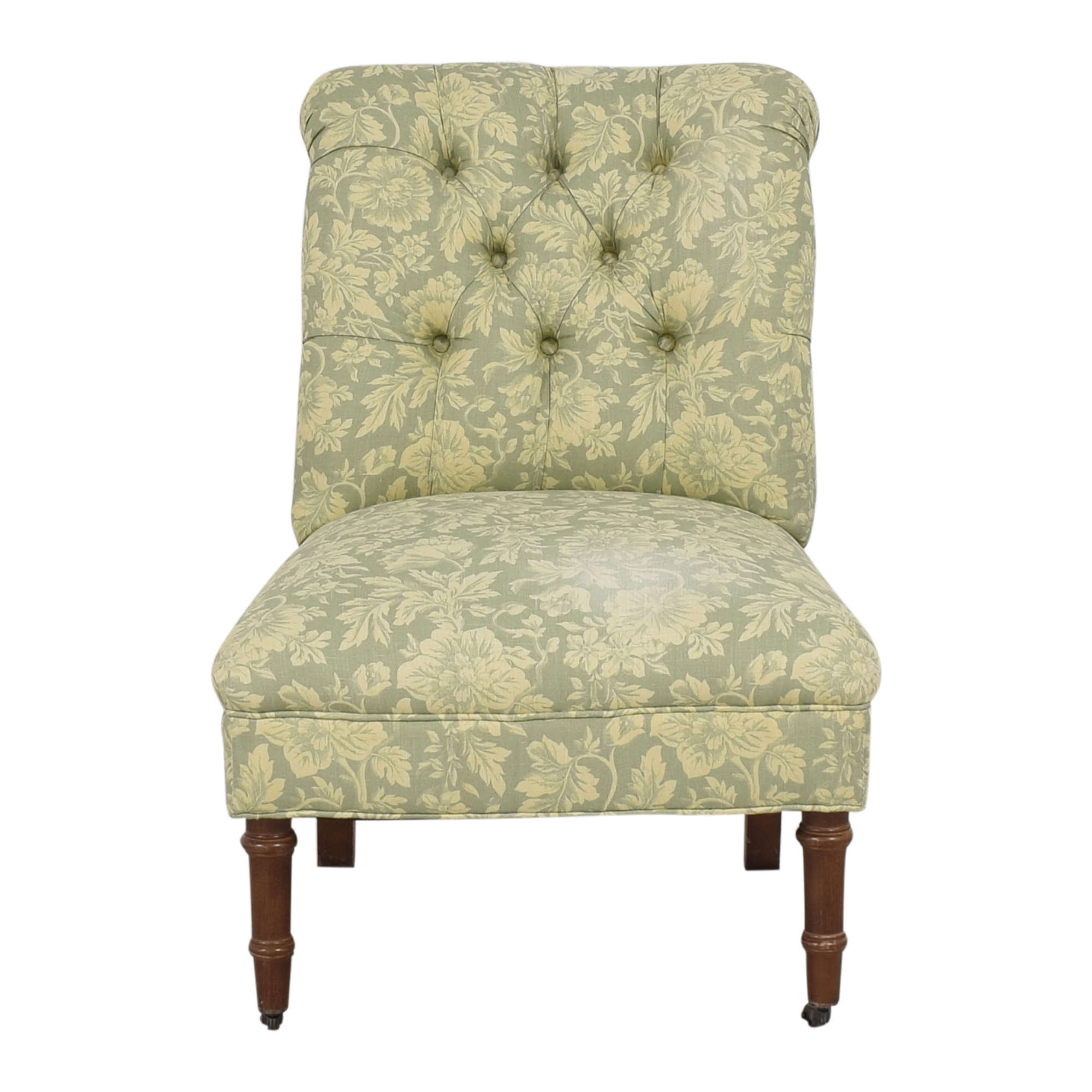 Lee Industries Lee Industries Tufted Armless Accent Chair pa