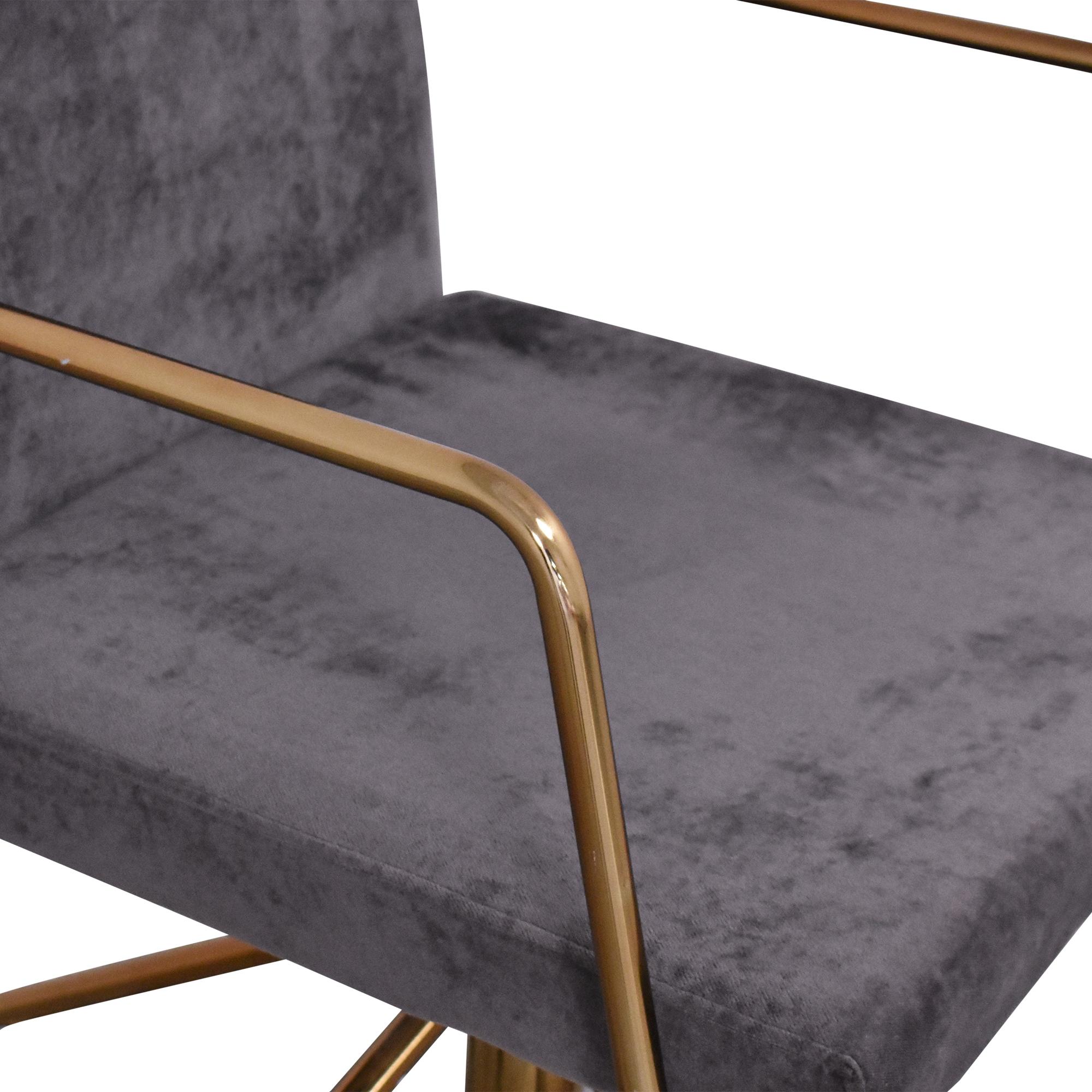 CB2 CB2 Rouka Office Chair