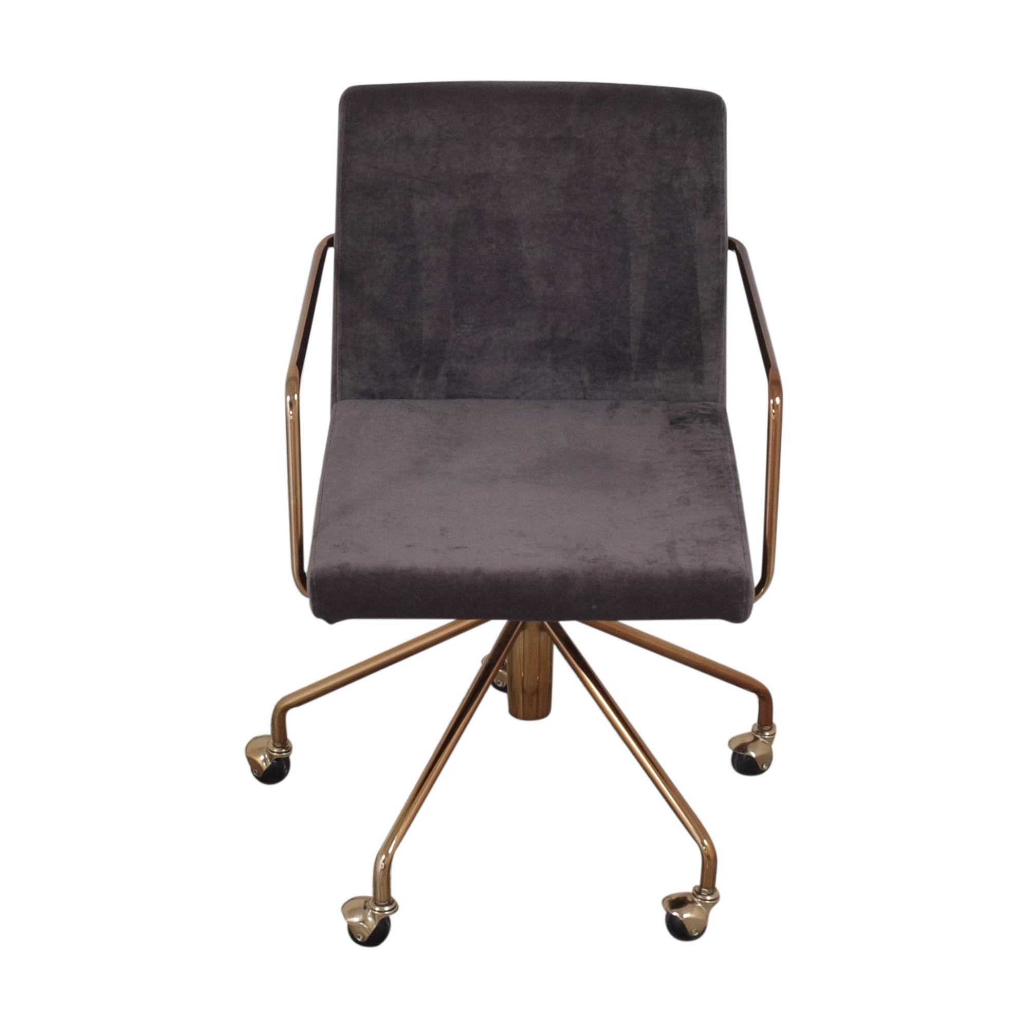 CB2 Rouka Office Chair CB2