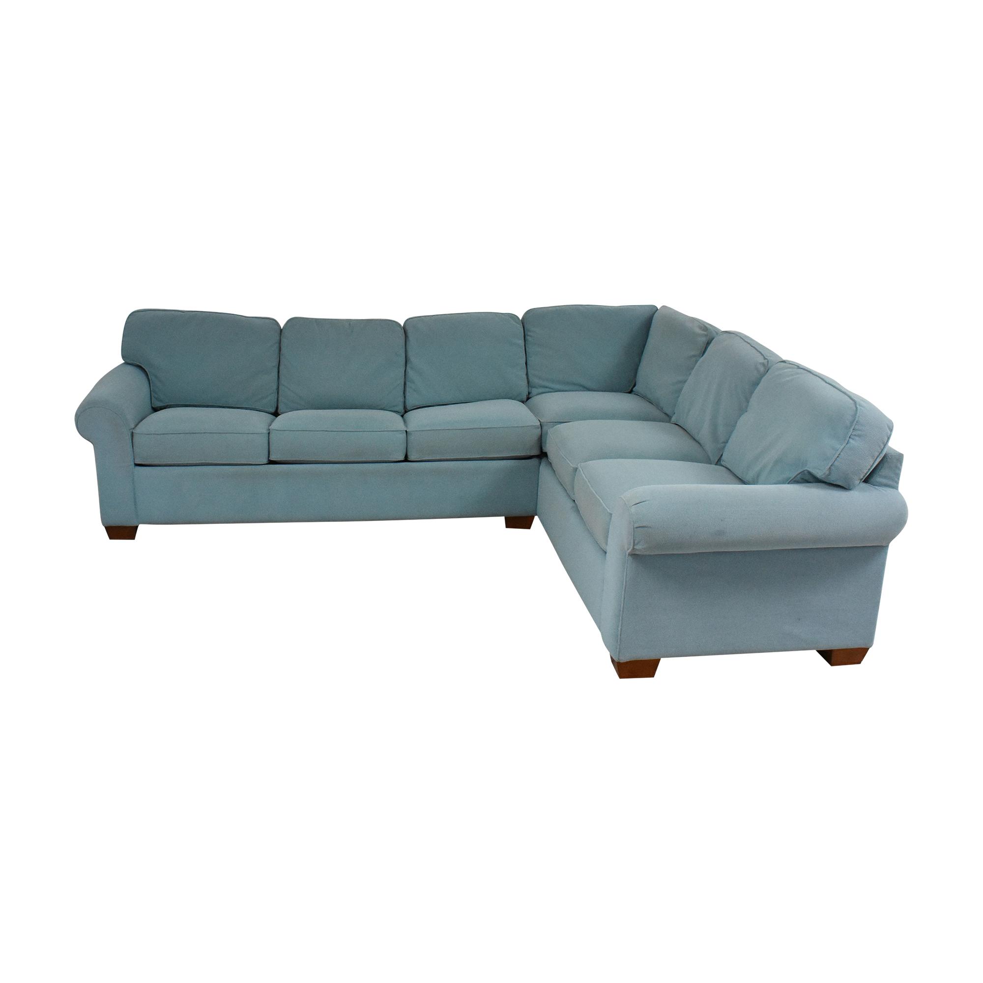 La-Z-Boy La-Z-Boy Corner Sectional Sleeper Sofa on sale