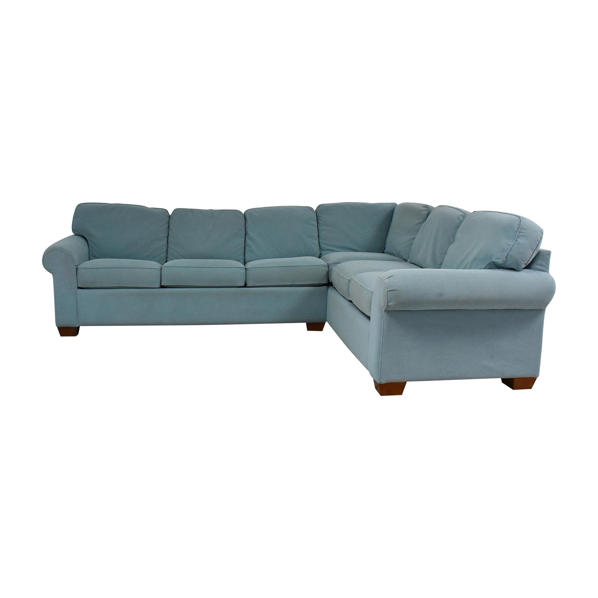 La-Z-Boy La-Z-Boy Corner Sectional Sleeper Sofa coupon