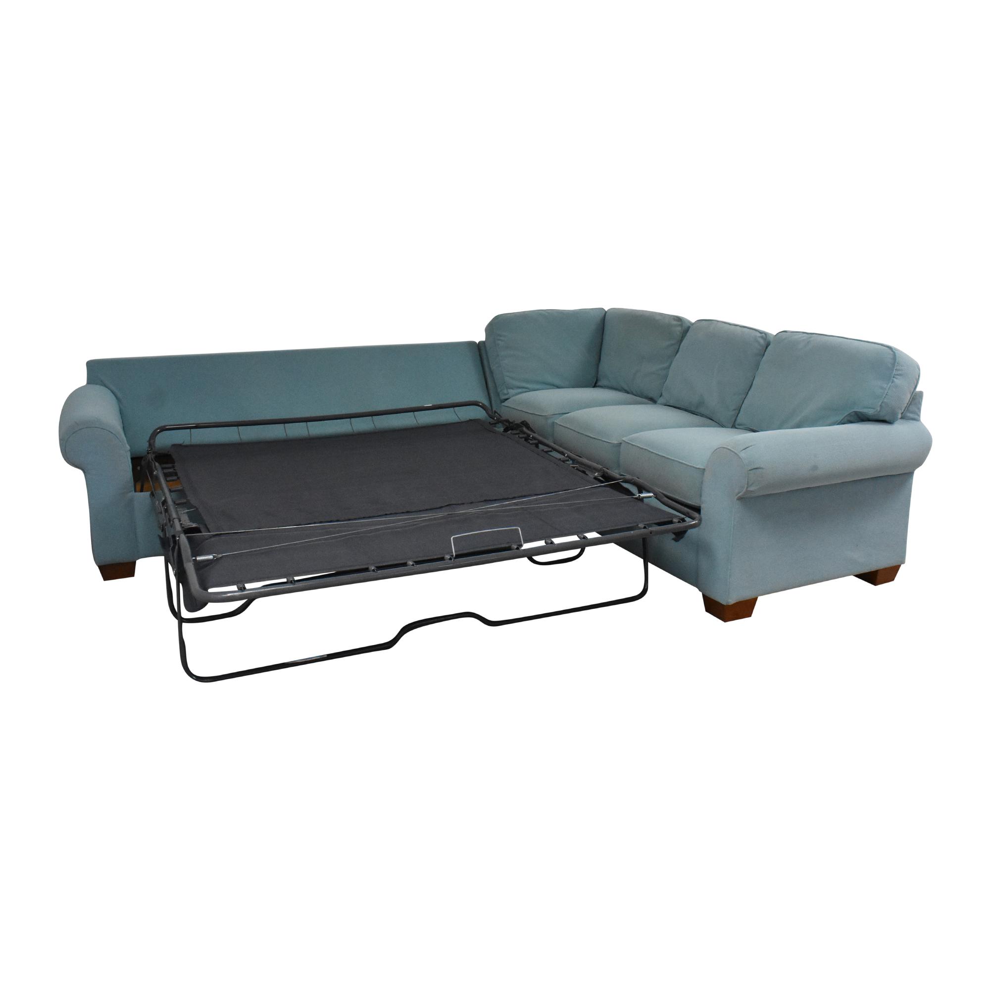 La-Z-Boy La-Z-Boy Corner Sectional Sleeper Sofa nj