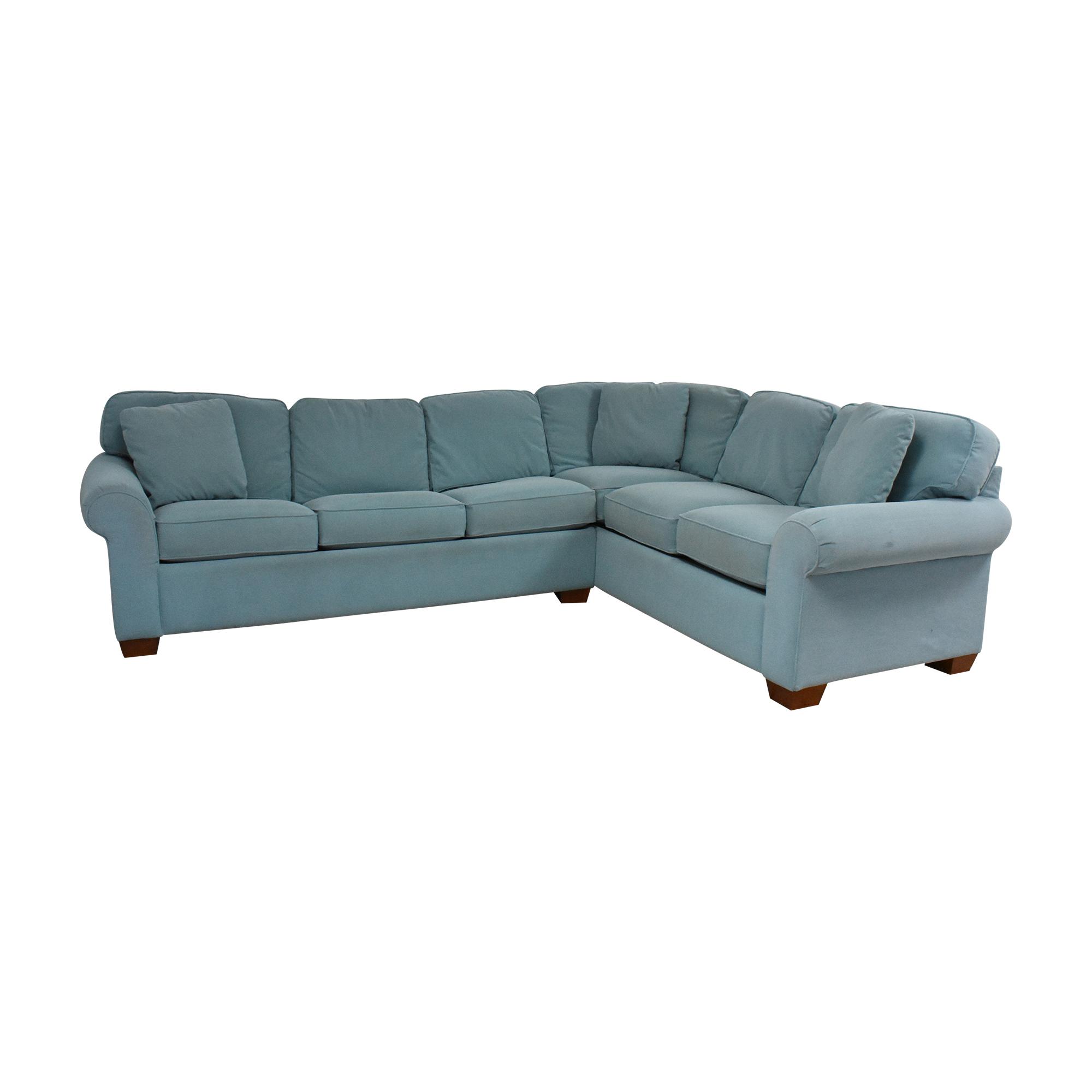 buy La-Z-Boy Corner Sectional Sleeper Sofa La-Z-Boy Sectionals