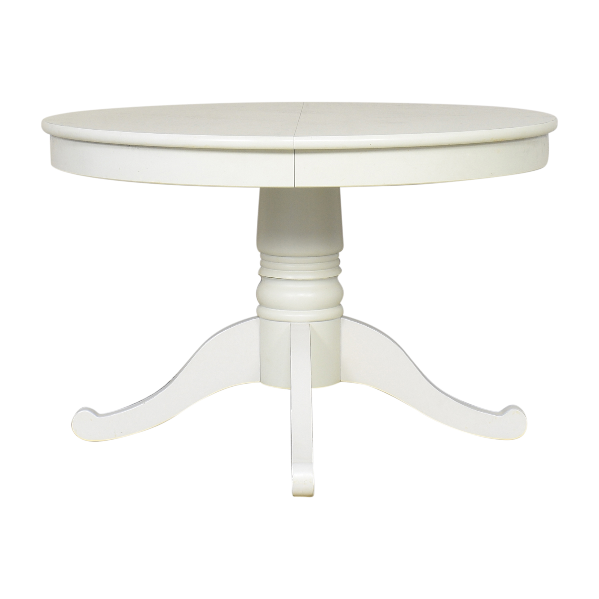Crate & Barrel Crate & Barrel Avalon Extension Dining Table on sale