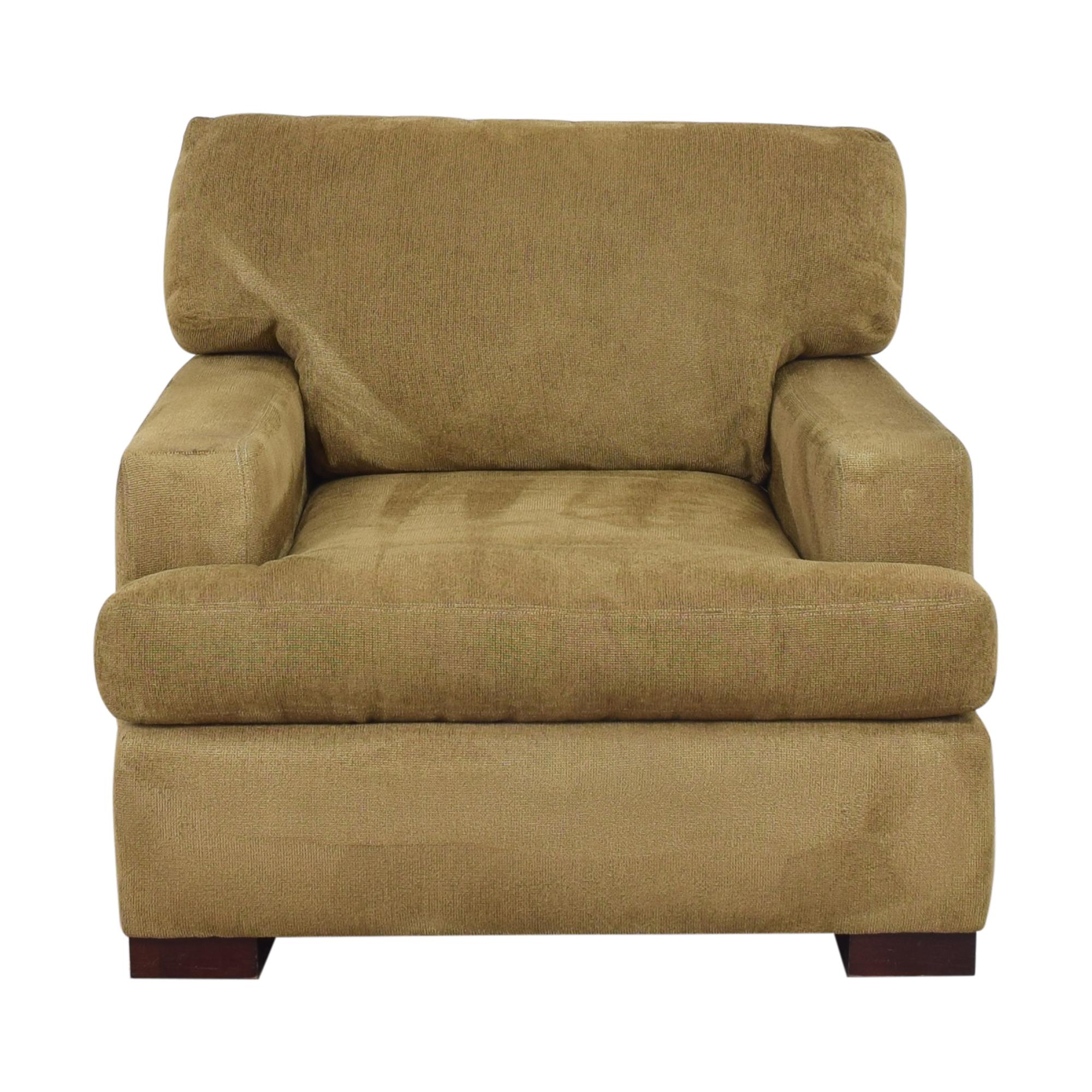 Crate & Barrel Crate & Barrel Club Chair Chairs