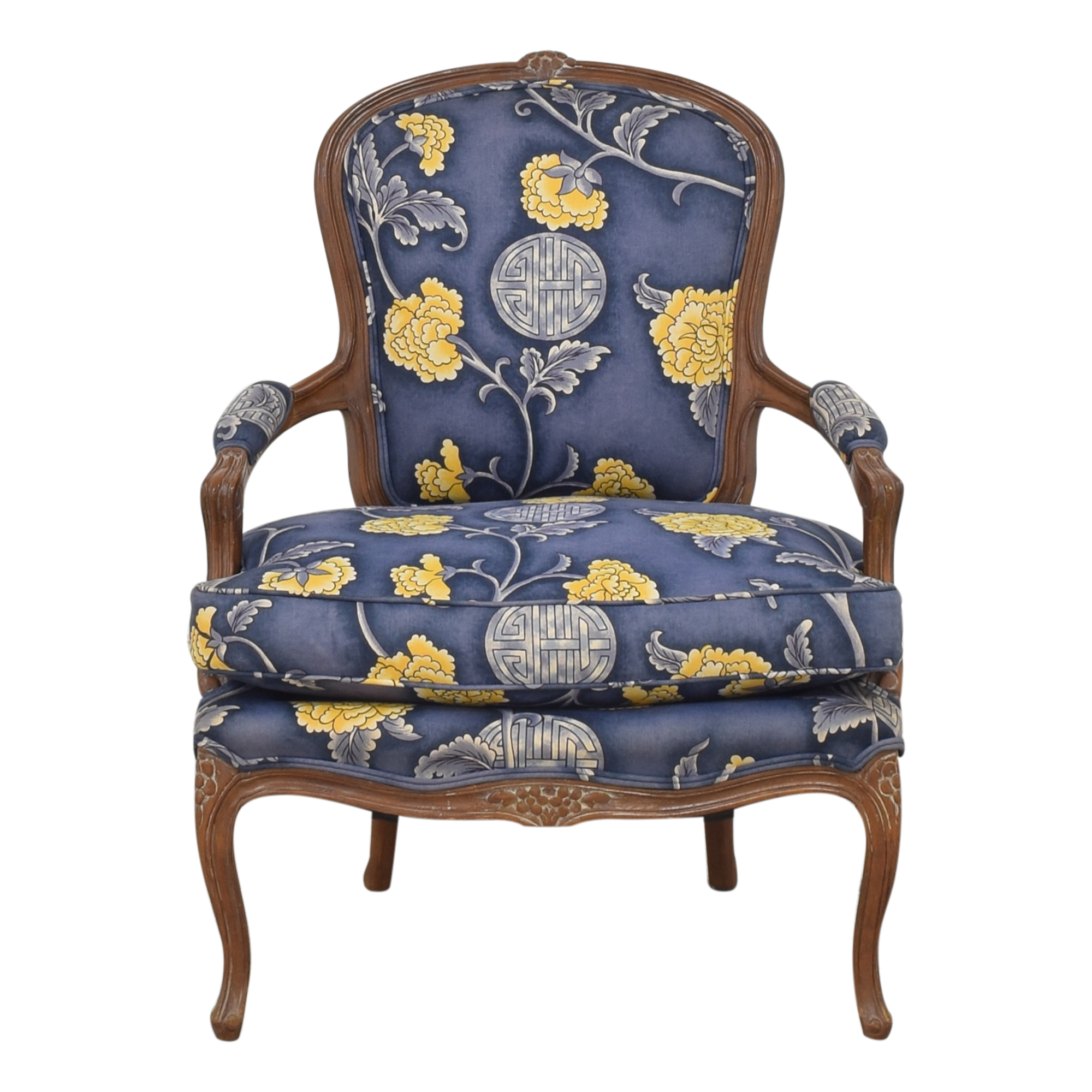 buy French-Style Accent Chair  Accent Chairs