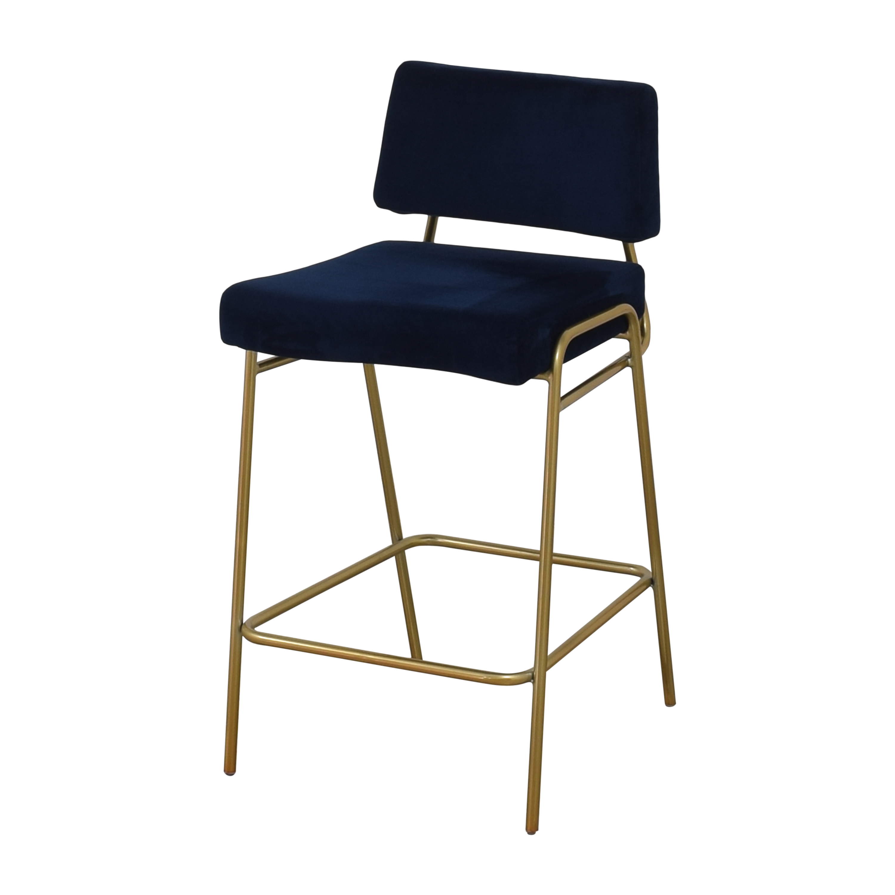 West Elm Wire Frame Counter stool West Elm