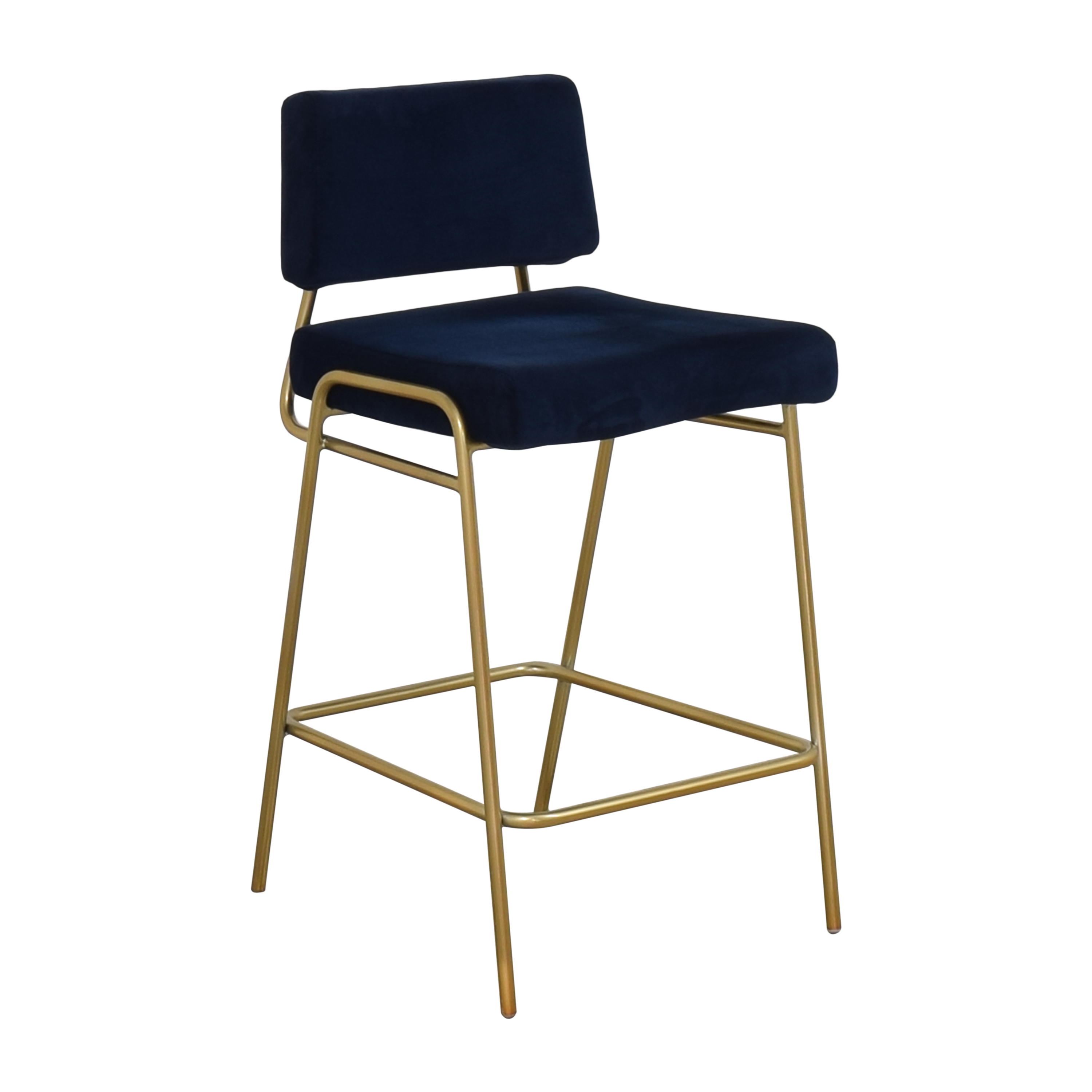 buy West Elm Wire Frame Counter stool West Elm