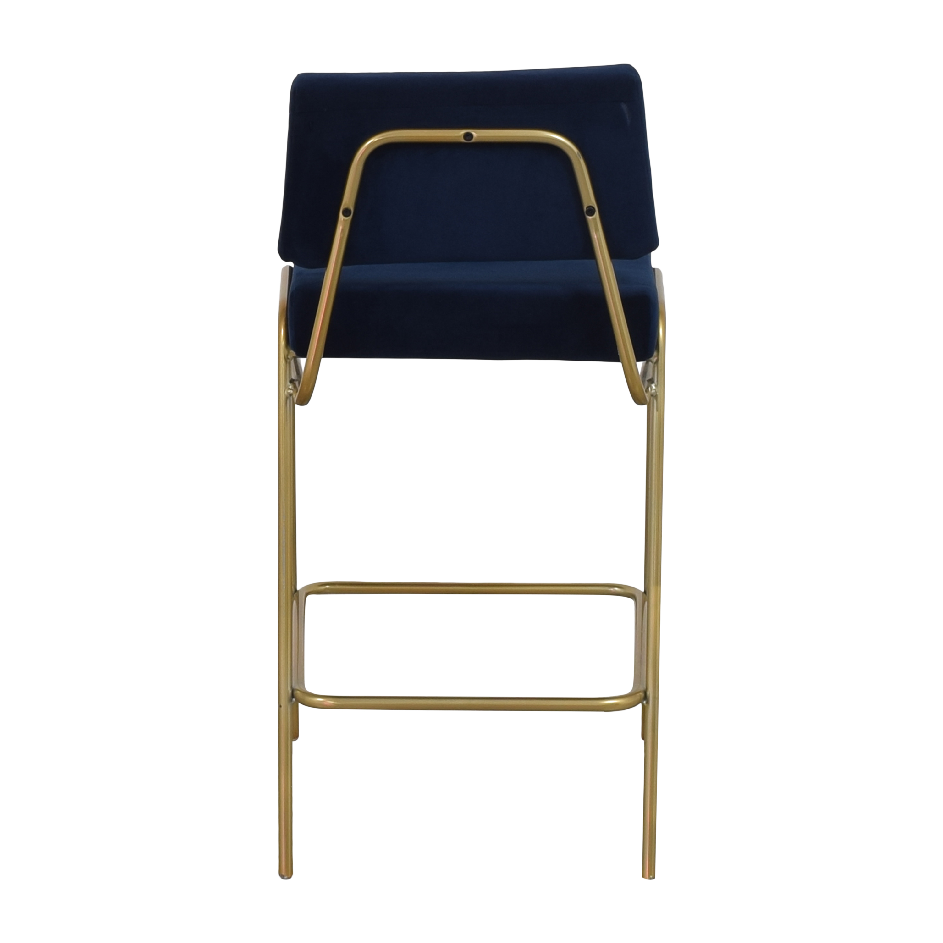 shop West Elm Wire Frame Counter stool West Elm Chairs