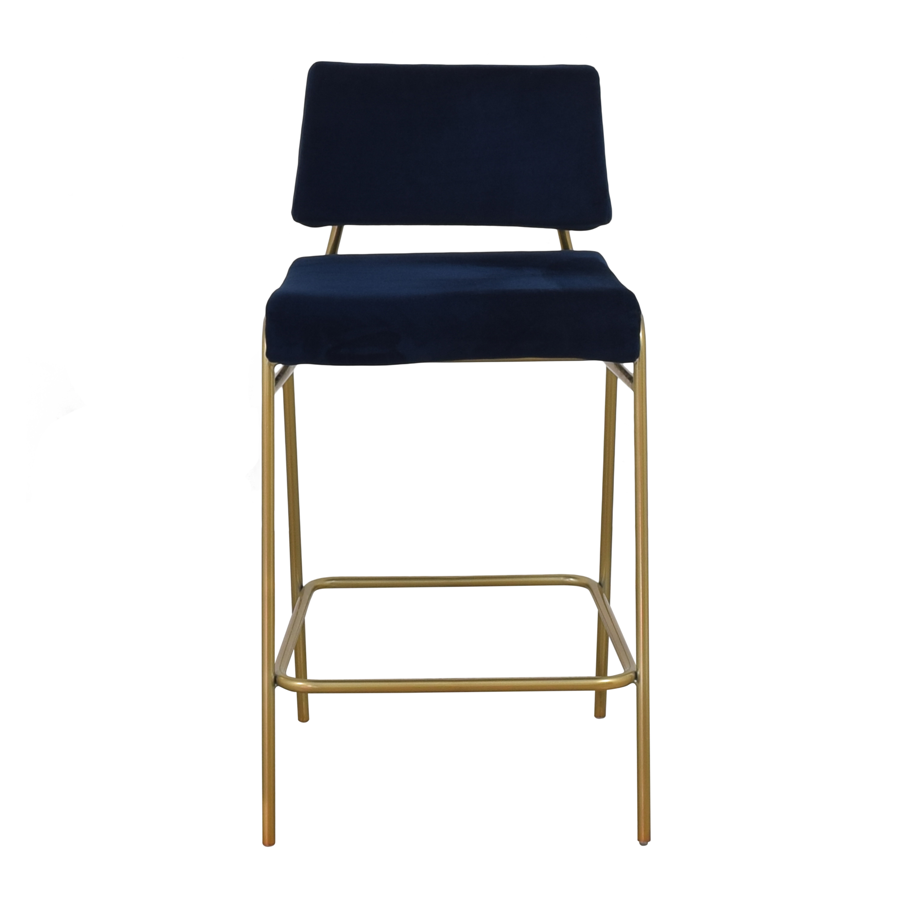 West Elm West Elm Wire Frame Counter stool dimensions