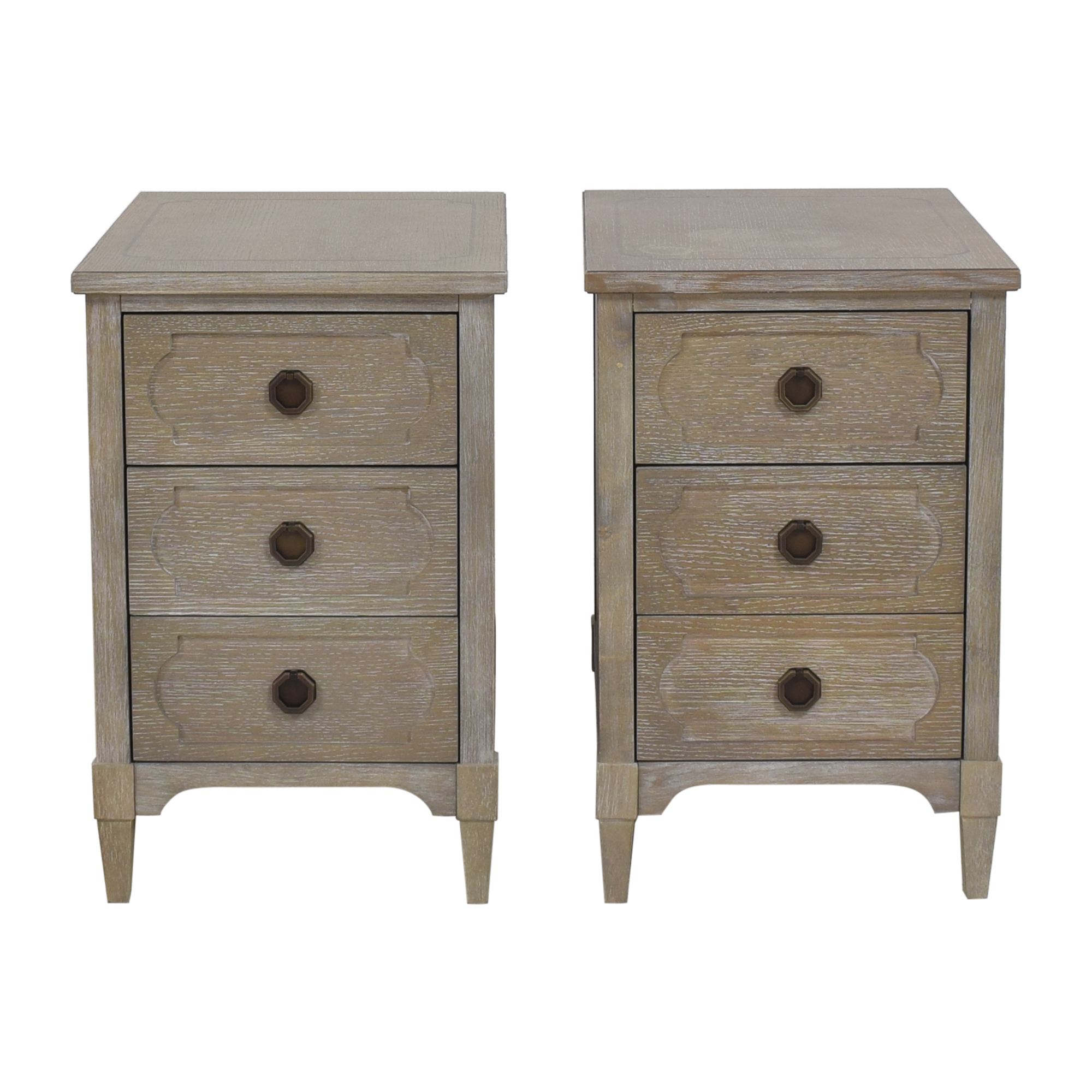 buy Universal Furniture Universal Furniture Three Drawer Nightstands online