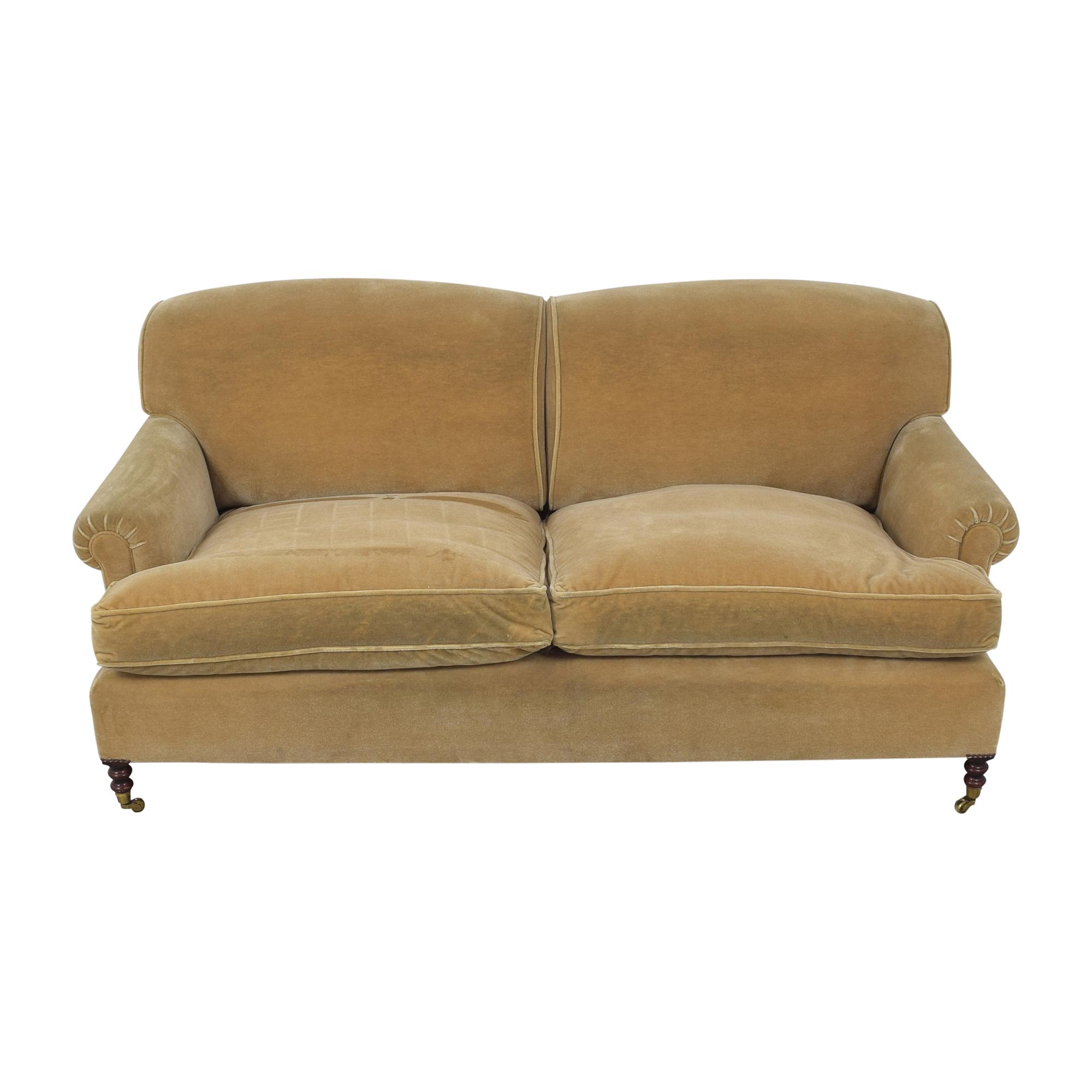 George Smith George Smith Scroll Arm Sofa for sale