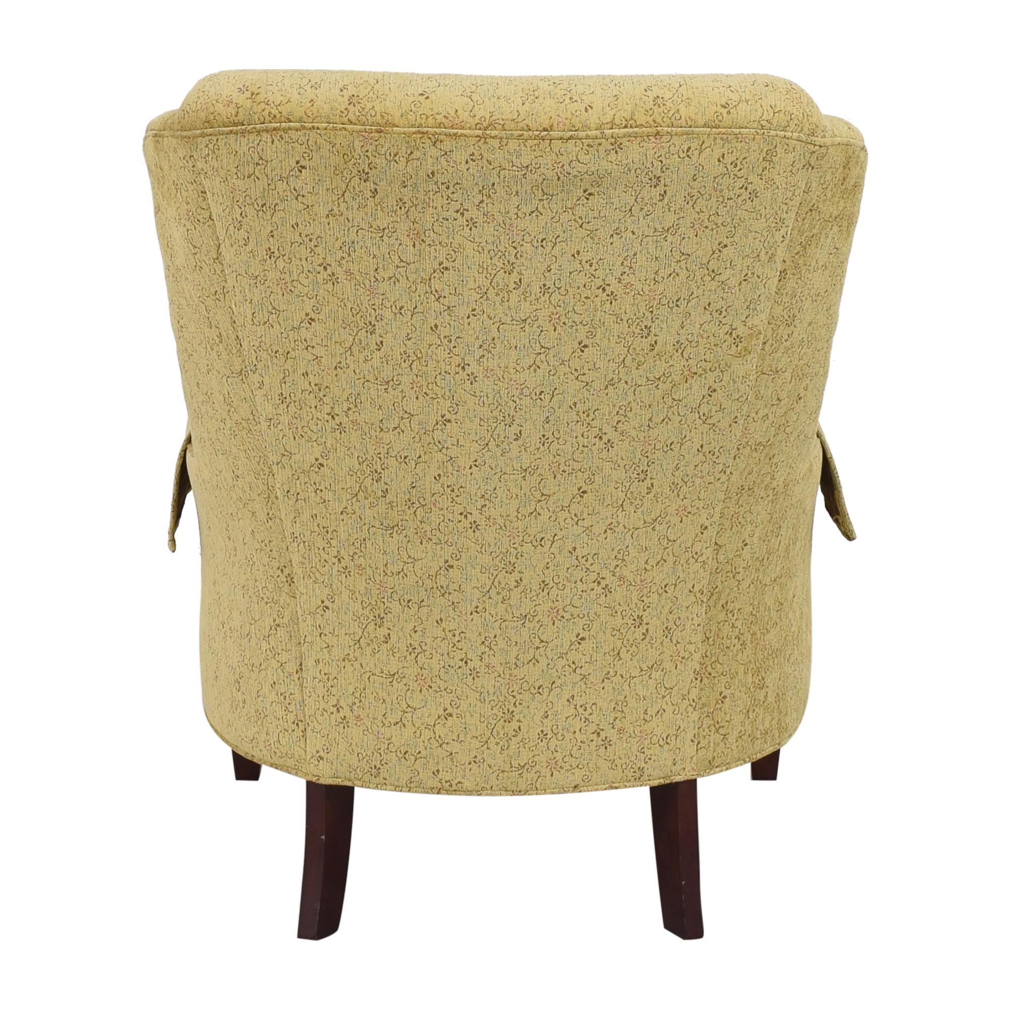 Beacon Hill Collection Beacon Hill Collection Accent Chair dimensions