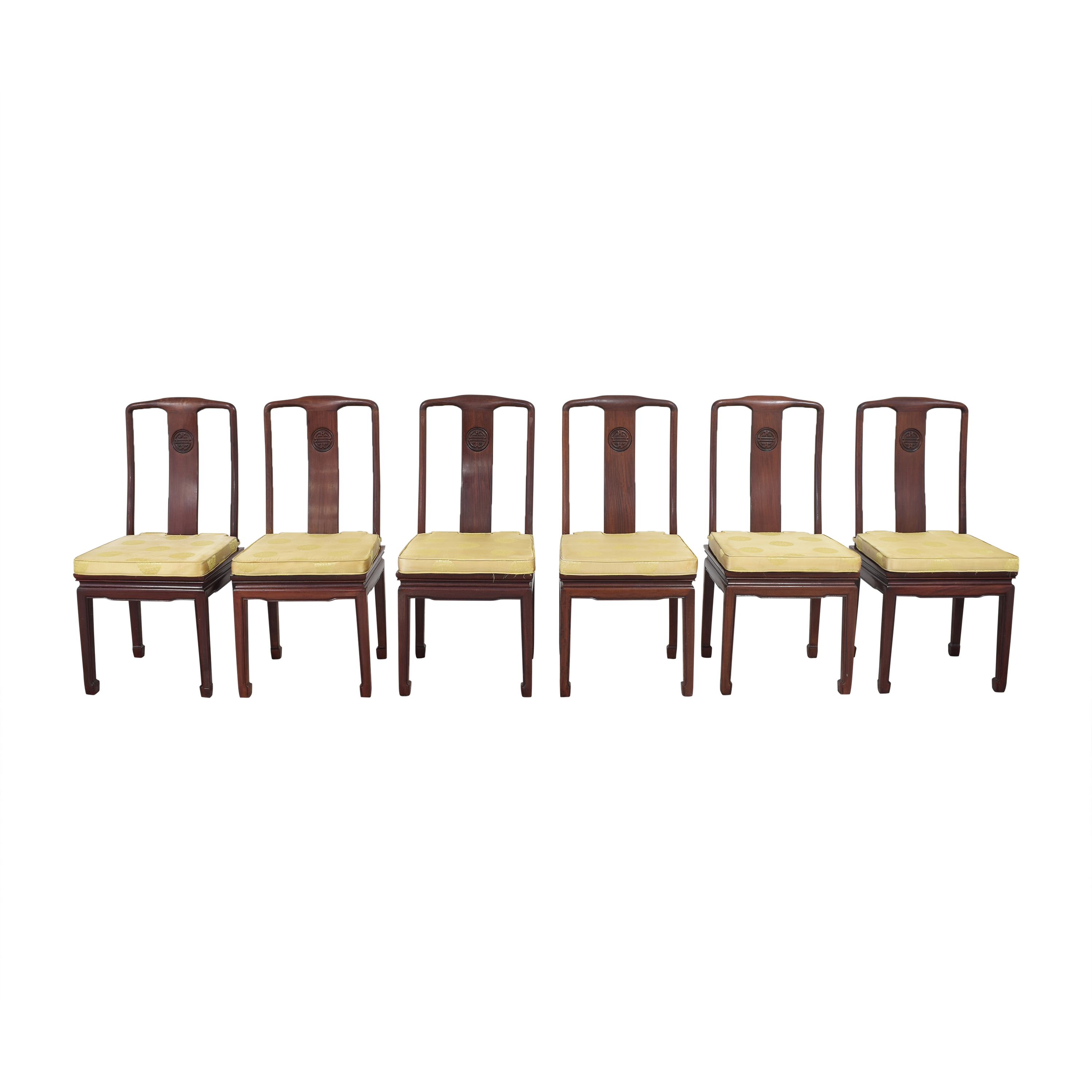 Chinoiserie Dining Side Chairs nj