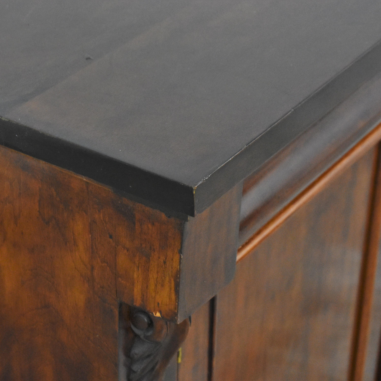 Vintage Two Door Sideboard second hand