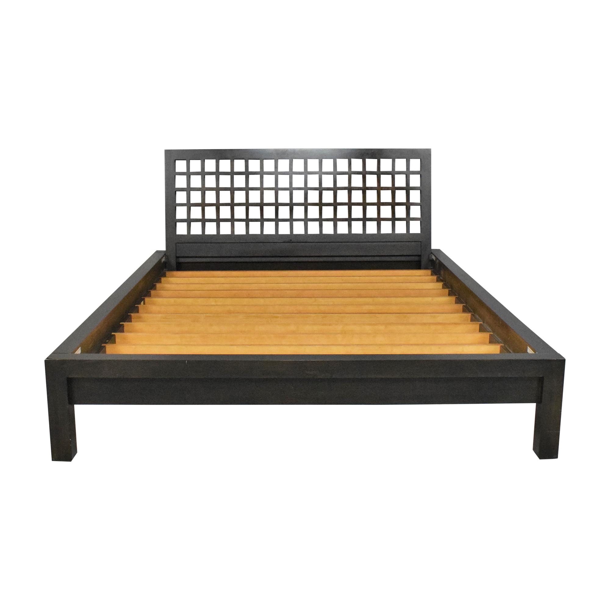 Room & Board Jade Queen Bed sale