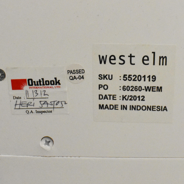 West Elm West Elm Narrow Leg Five Drawer Dresser price