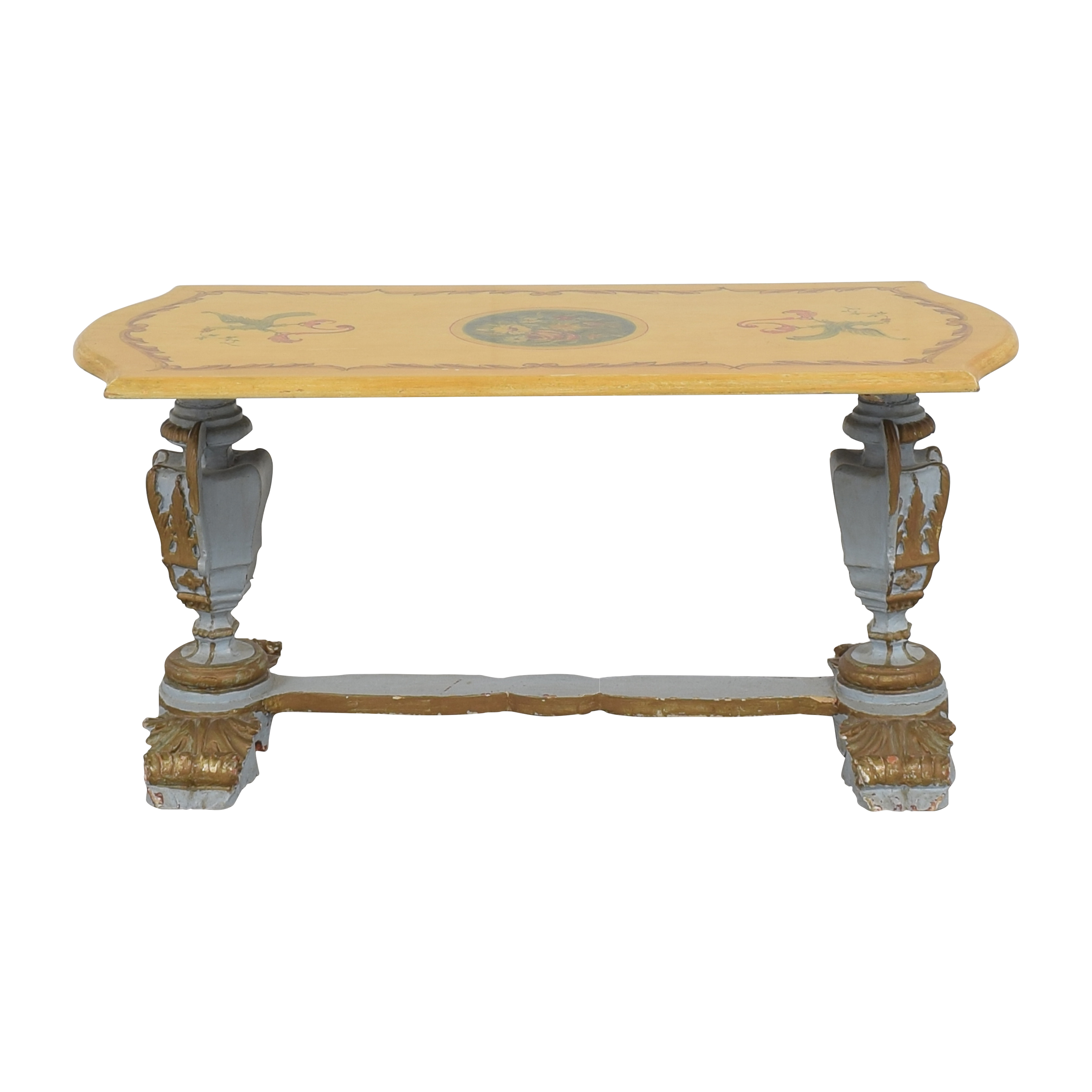 Distressed Coffee Table Tables