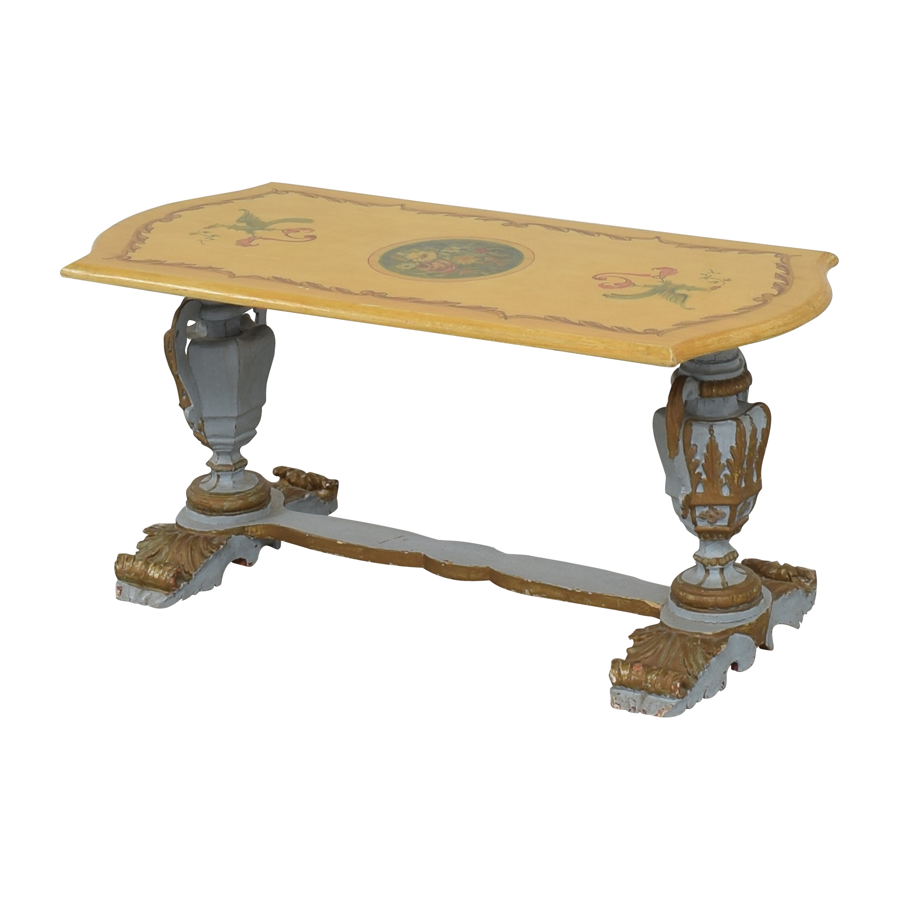shop Distressed Coffee Table  Tables