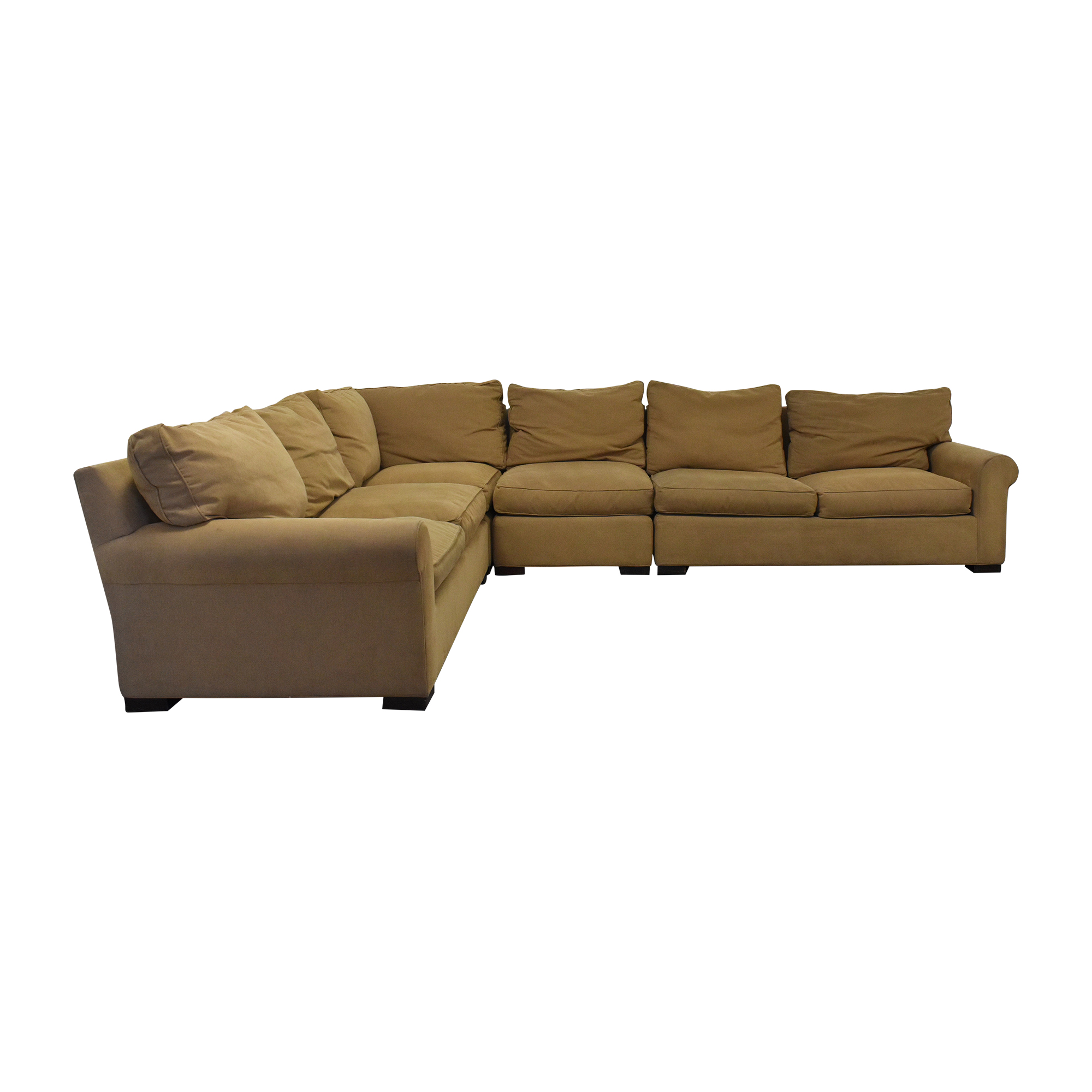 buy Room & Board L Shaped Sectional Room & Board Sectionals