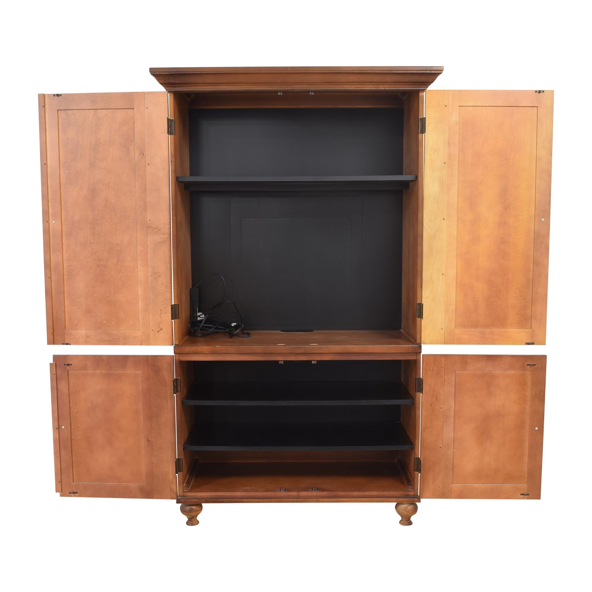 Hammary Furniture Media Armoire / Wardrobes & Armoires
