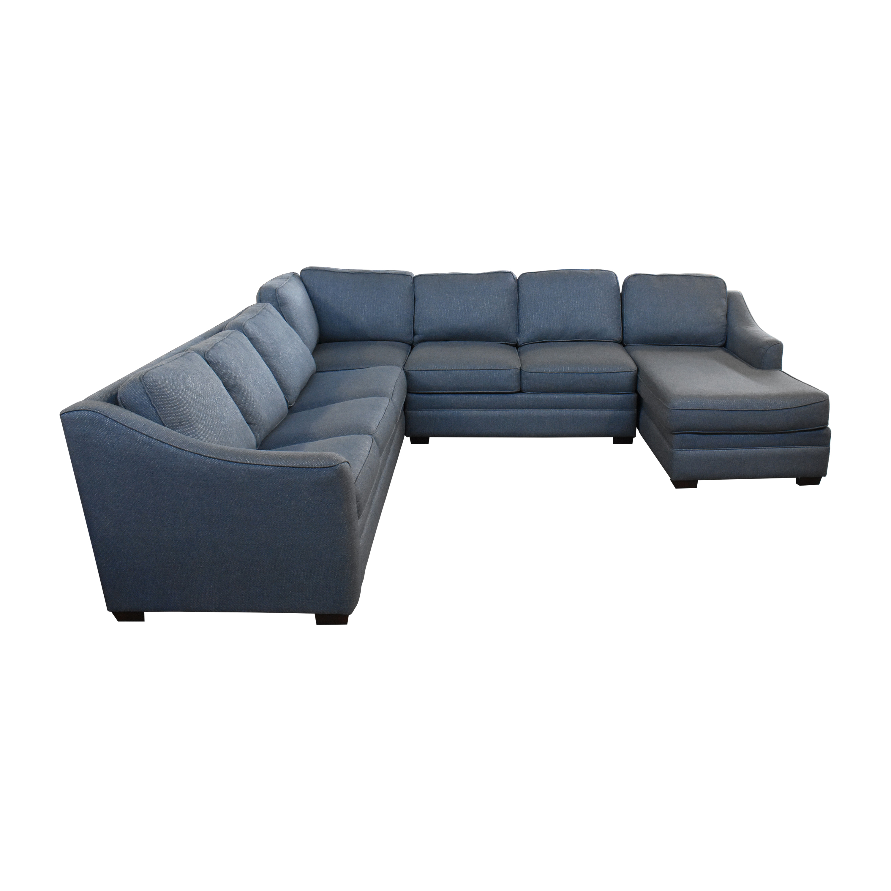 Craftmaster Furniture Craftmaster Furniture Carla Chaise Sectional ma