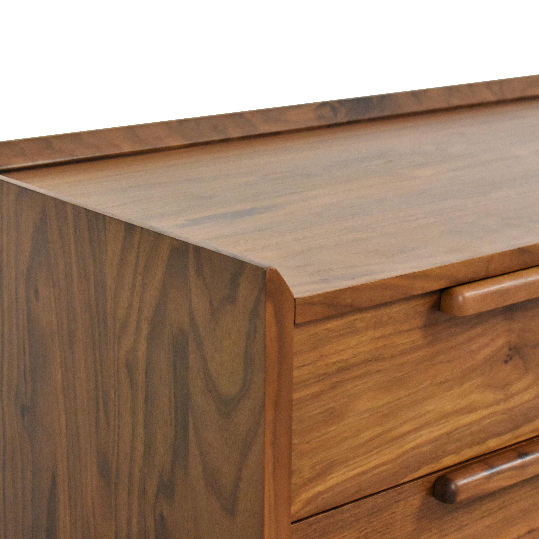 Crate & Barrel Crate & Barrel Tate Nine Drawer Dresser price